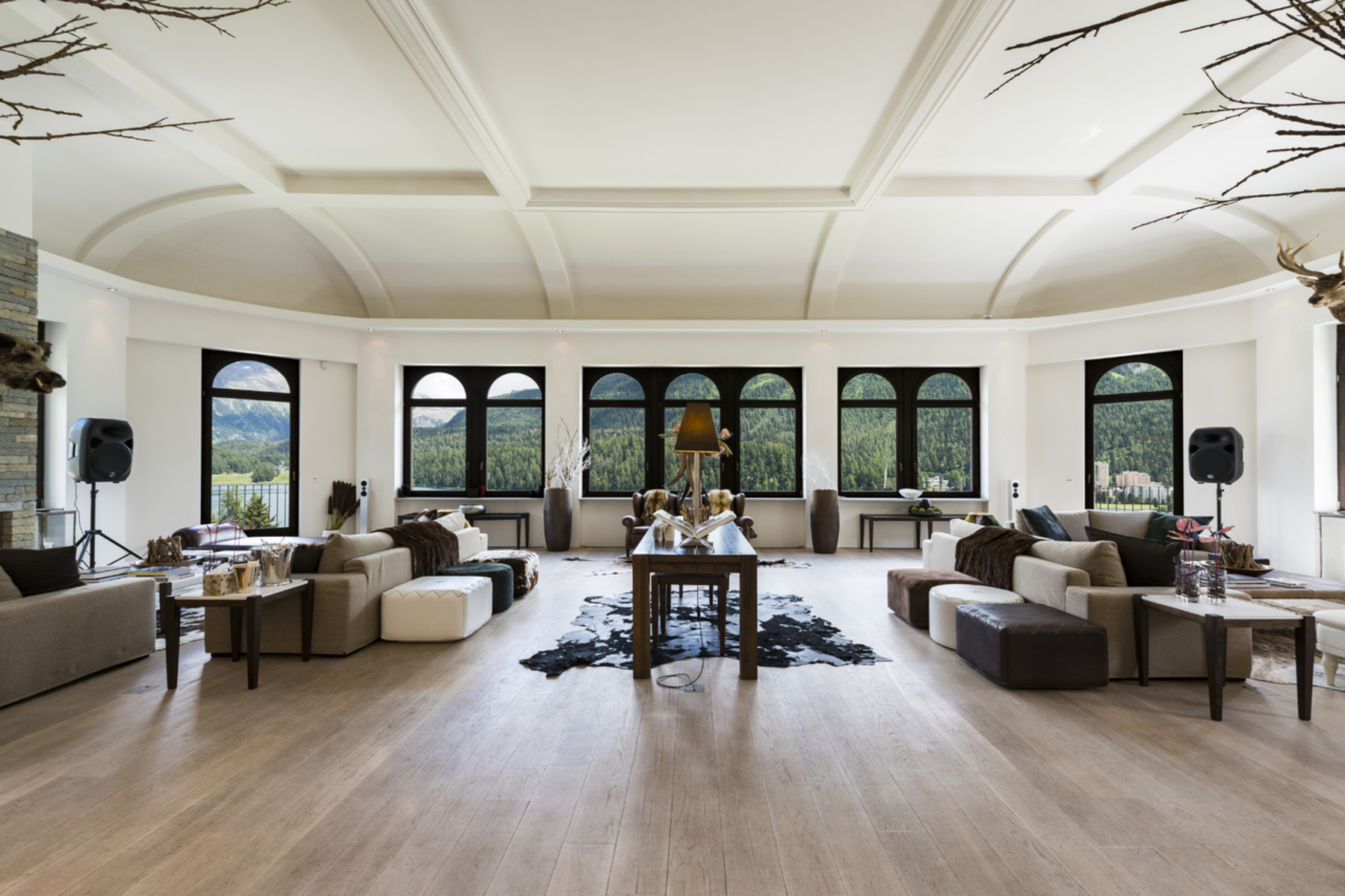 Apartment for Sale at Exclusive apartment with spectacular view St. Moritz, Grisons 7500 Switzerland