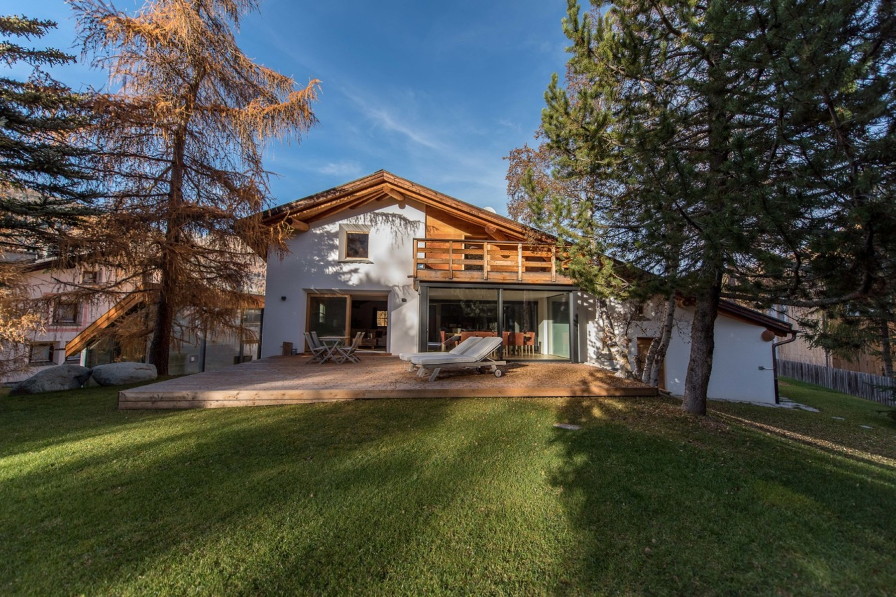 獨棟家庭住宅 為 出售 在 Beautiful villa in an idyllic location with spa area La Punt-Chamues-ch Other Switzerland, 瑞士的其他地區, 7522 瑞士