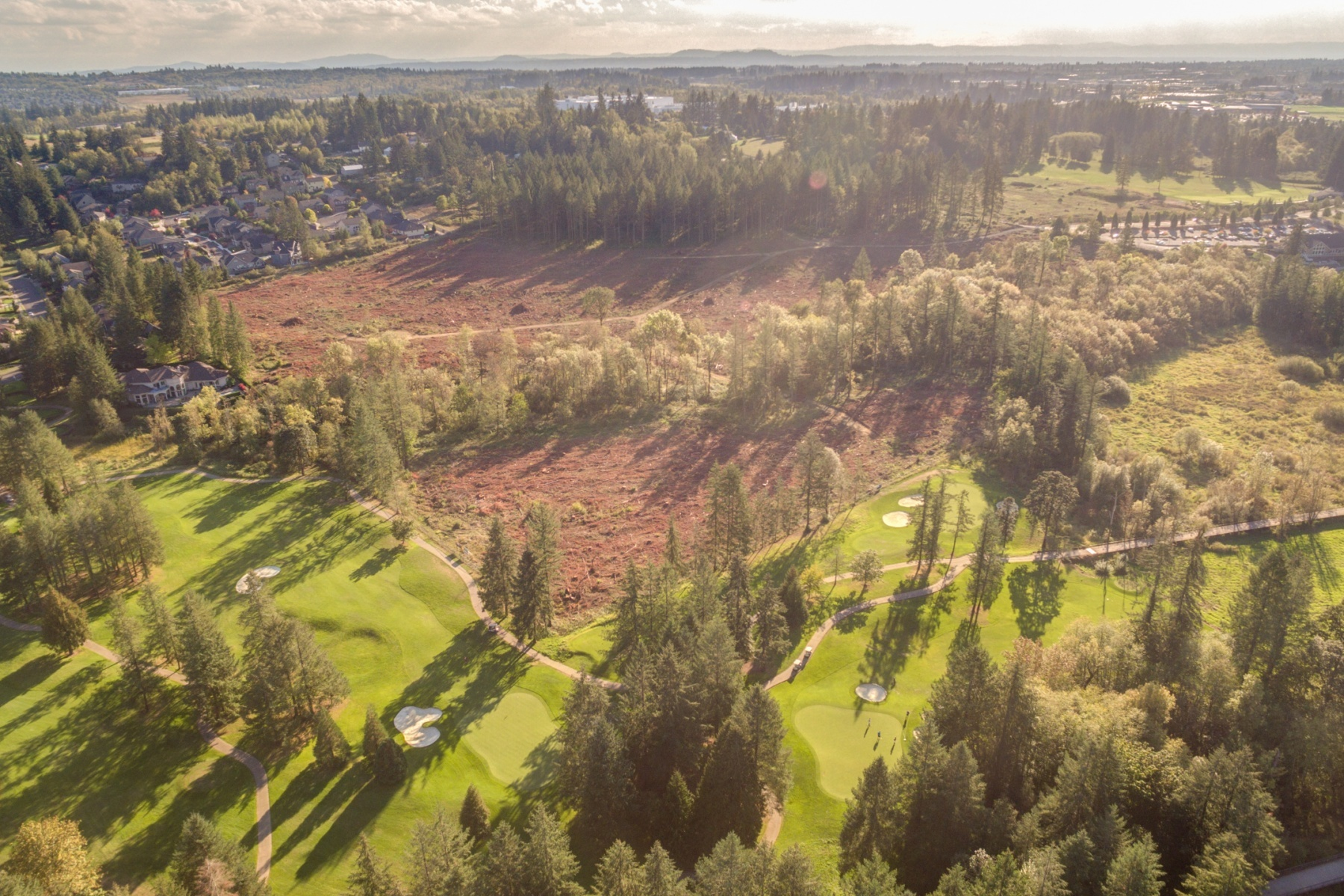 土地 为 销售 在 6712 Nw Longbow Ln 卡马斯, 华盛顿州, 98607 美国