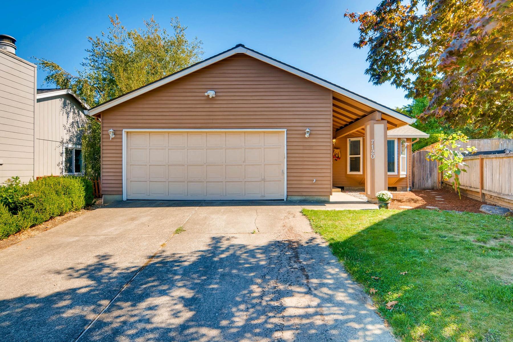 Частный односемейный дом для того Продажа на 7120 Sw 175th Ave Beaverton, Орегон, 97007 Соединенные Штаты