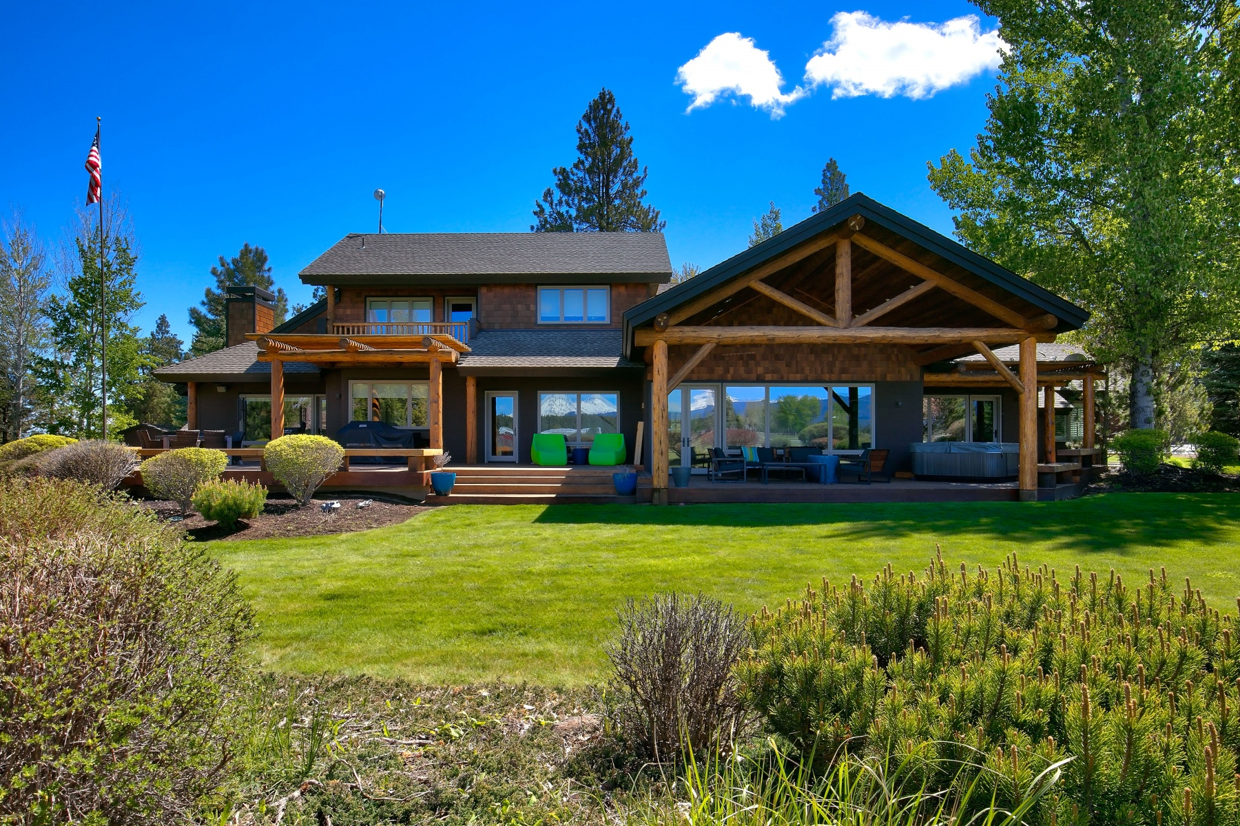 Farm / Ranch / Plantation for Sale at Equestrian Property in Bend Oregon 64610 Collins Road Bend, Oregon, 97703 United States