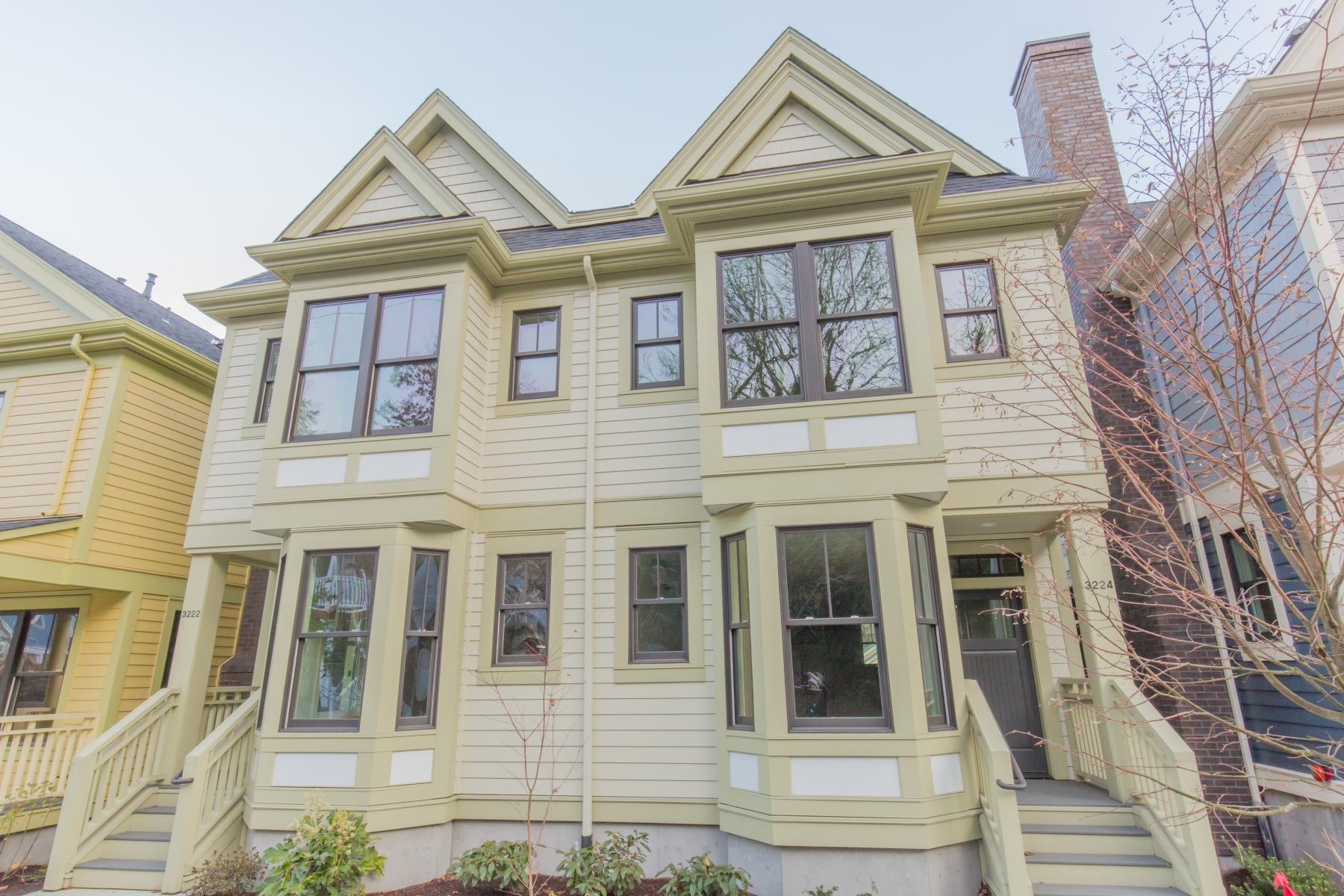 Частный односемейный дом для того Продажа на 3222 Sw 2nd Ave 5 3222 SW 2ND AVE 5 5, Portland, Орегон, 97239 Соединенные Штаты
