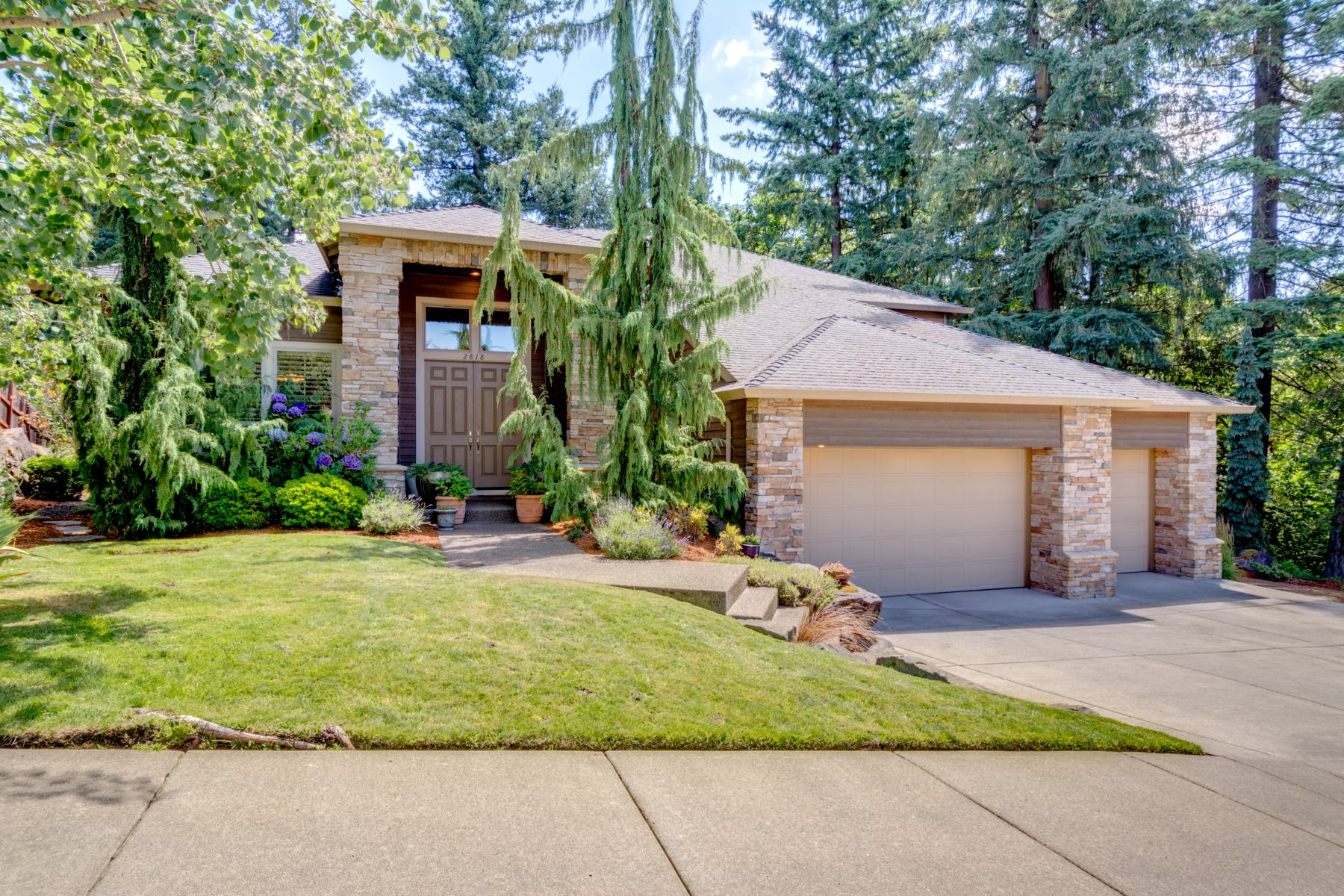 House for Sale at Superior Quality in Holly Hills 2818 NW DAHLIA CT Camas, Washington 98607 United States