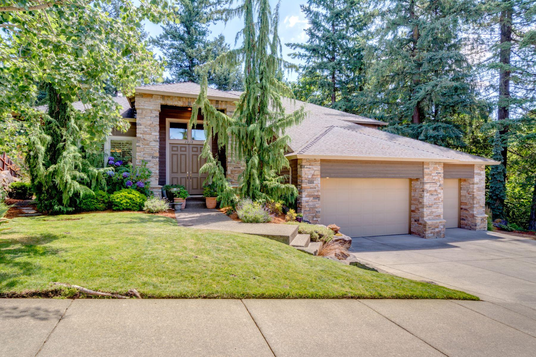 獨棟家庭住宅 為 出售 在 Superior Quality in Holly Hills 2818 NW DAHLIA CT Camas, 華盛頓州 98607 美國