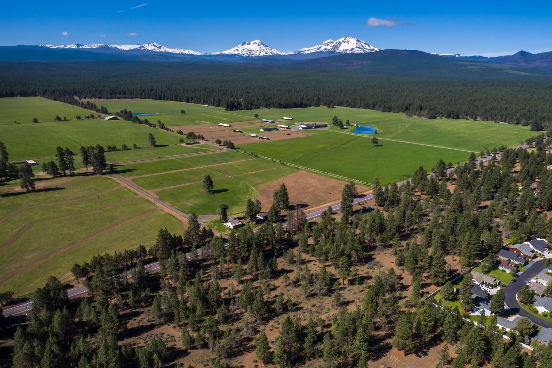 Land for Active at Sisters Investment Opportunity 15510 McKenzie Highway Sisters, Oregon 97759 United States