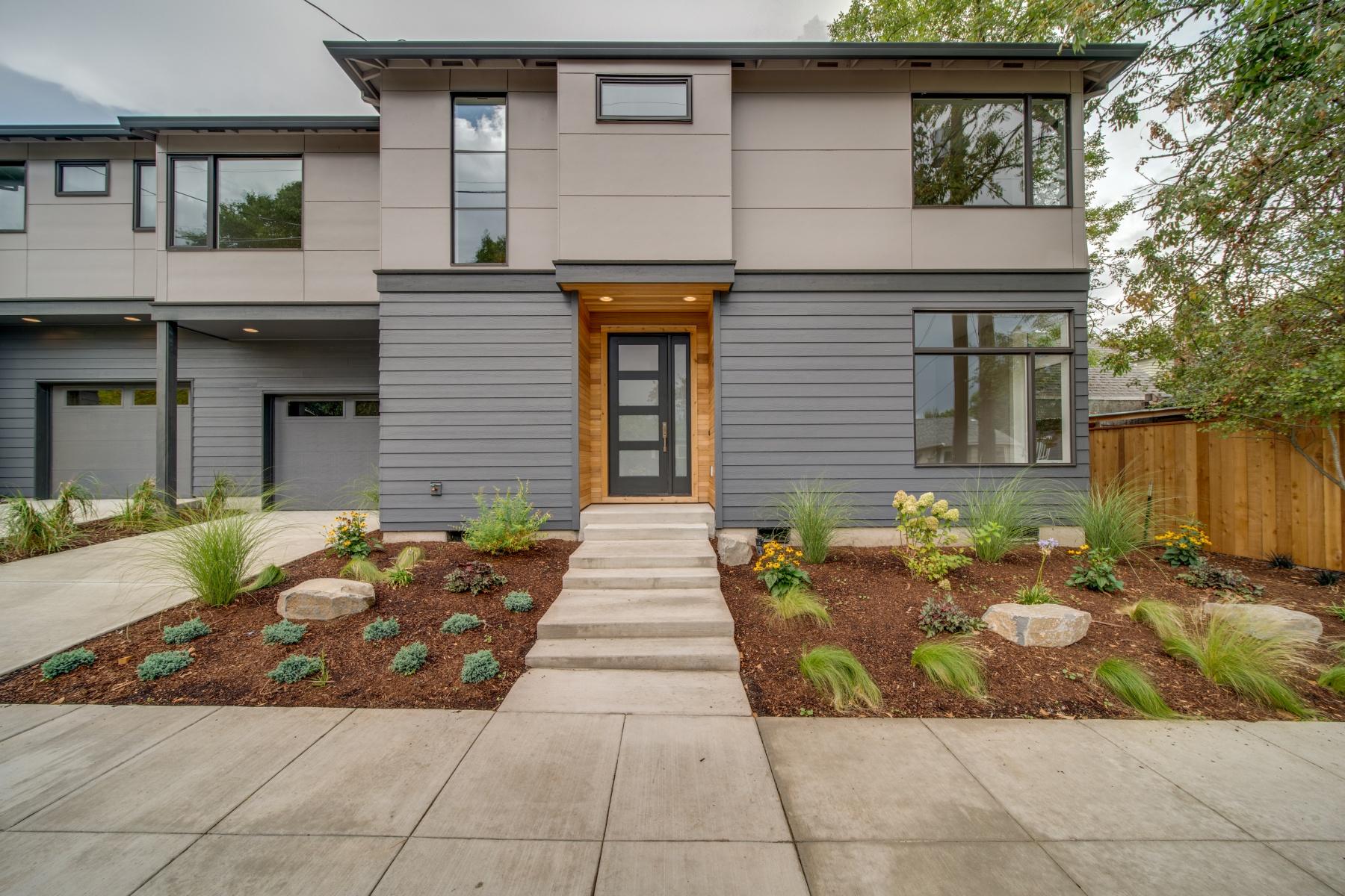 Eensgezinswoning voor Verkoop op Gorgeous Townhome in Great SE Portland Neighborhood 2115 SE Lambert AVE, Portland, Oregon 97202 Verenigde Staten
