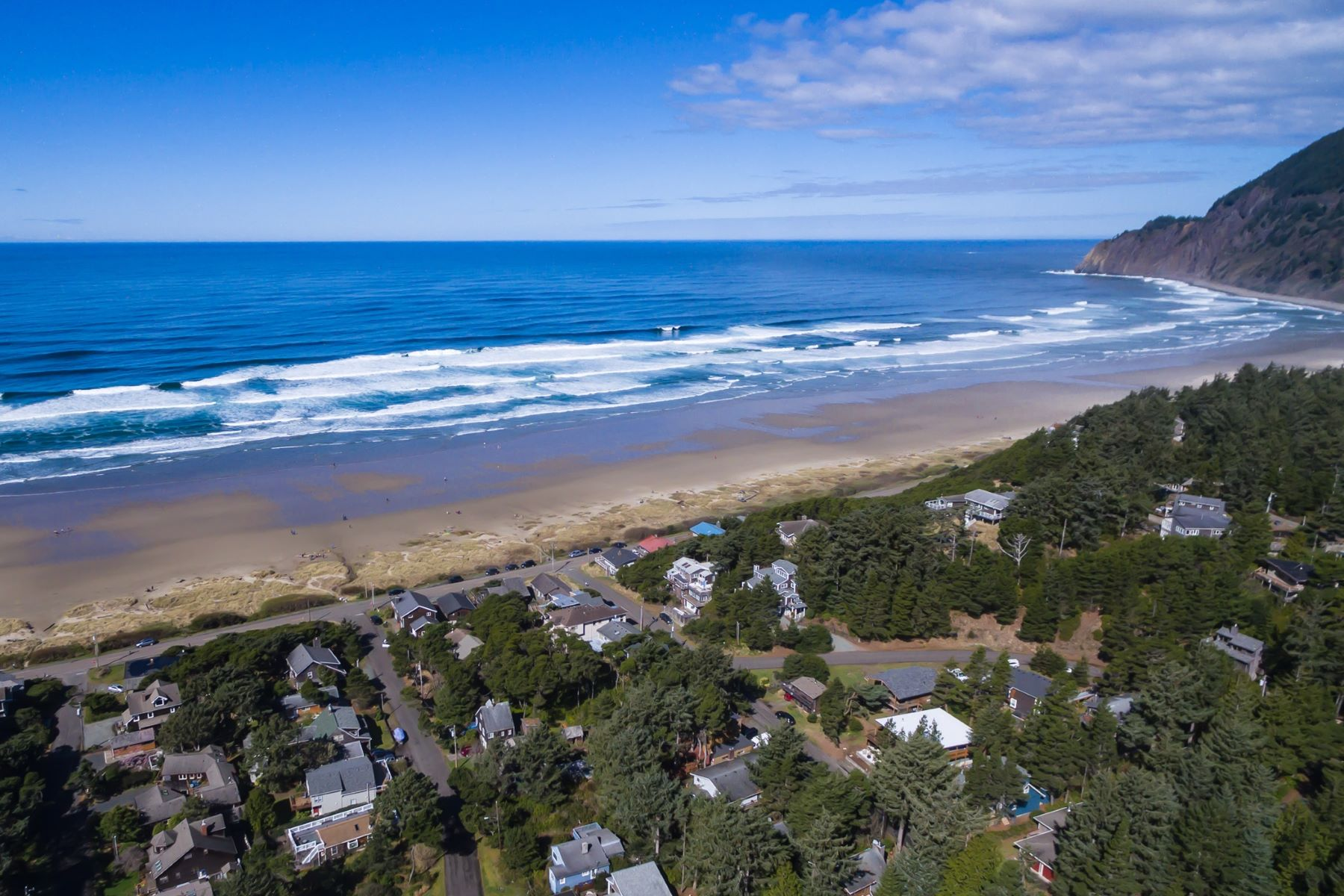 Land for Active at Walk to Town and Beach 418 N 1st ST Manzanita, Oregon 97130 United States