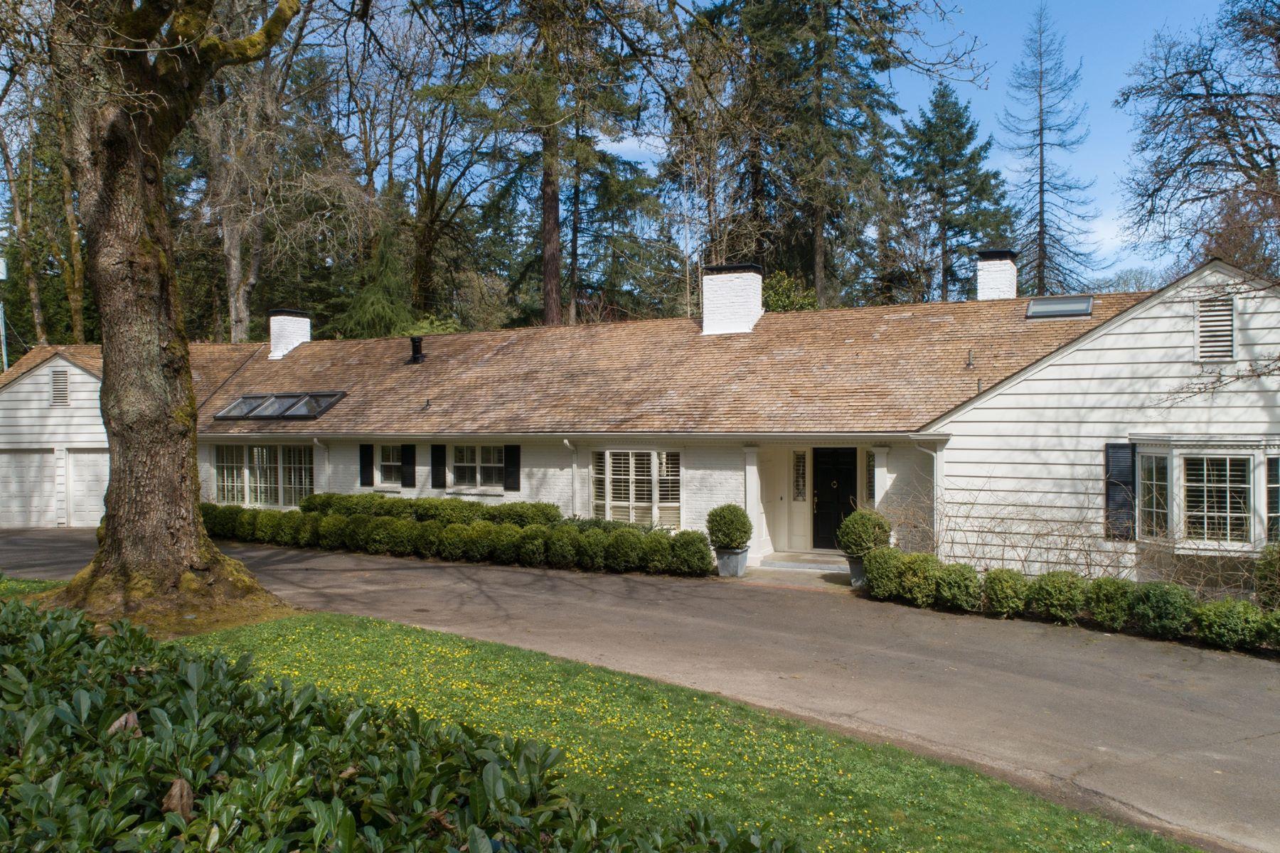 Single Family Homes 為 出售 在 Portland, 俄勒岡州 97219 美國