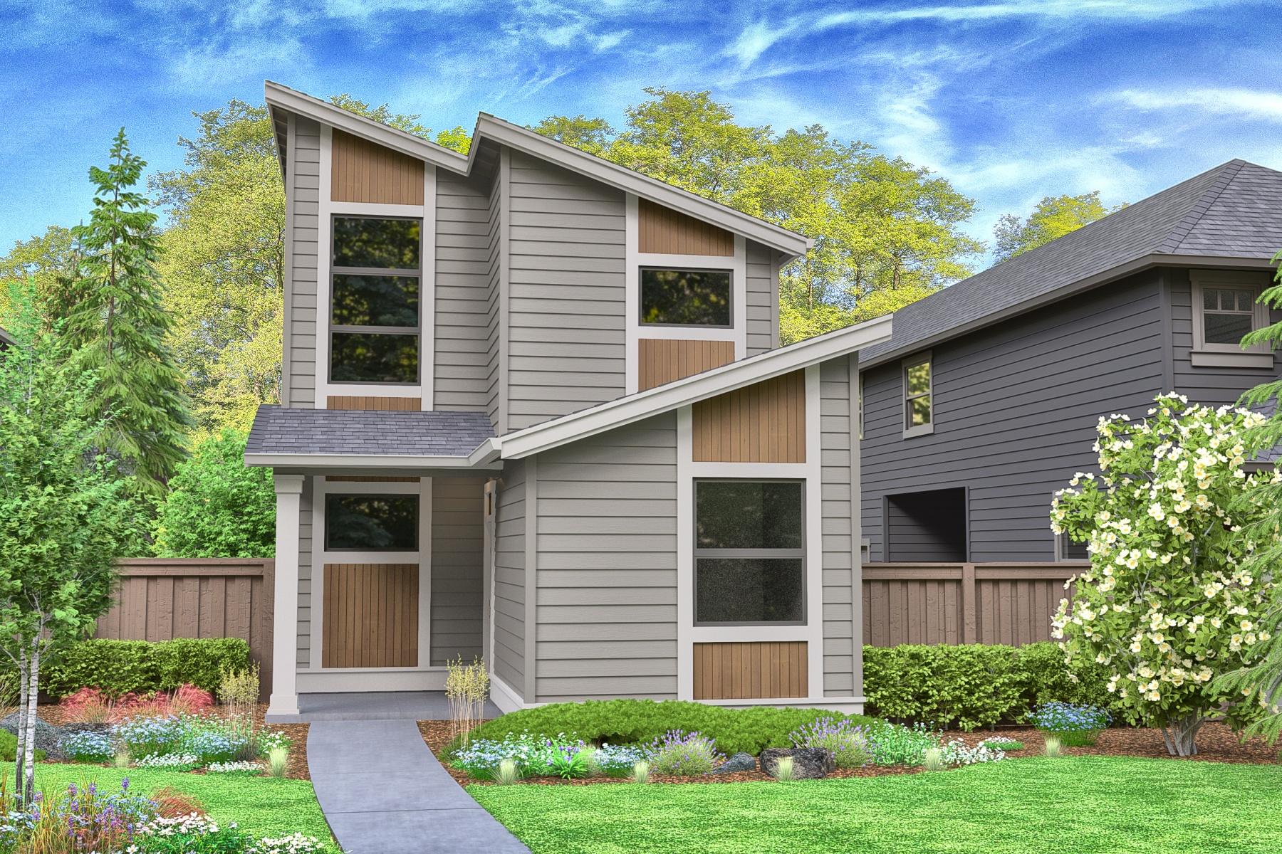 Частный односемейный дом для того Продажа на New Home, New Community 3866-Lot 46 Southwest Coyote Lane, Redmond, Орегон, 97756 Соединенные Штаты
