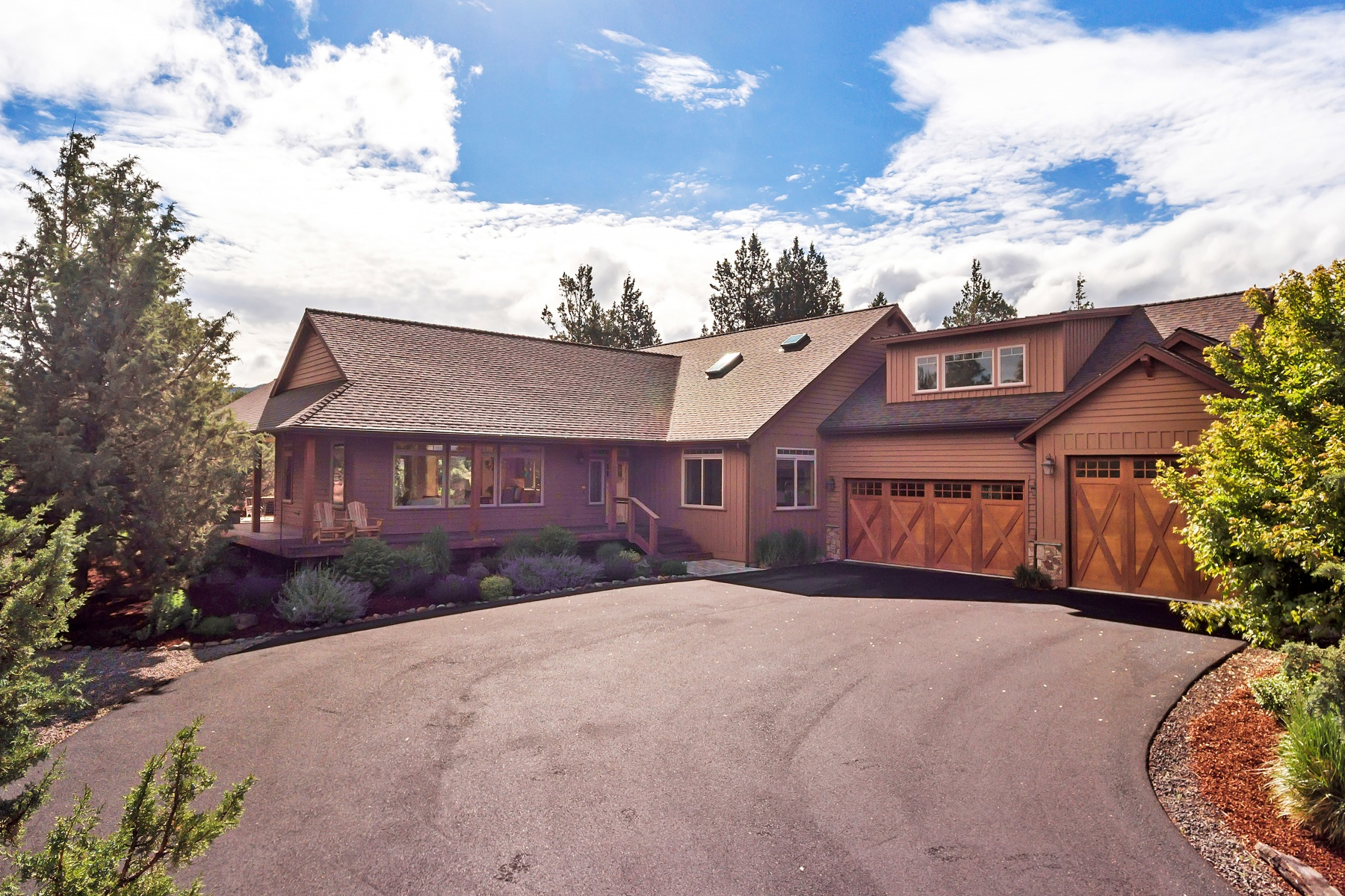 Maison unifamiliale pour l Vente à 16111 Southwest Shumway Road Powell Butte, Oregon, 97753 États-Unis