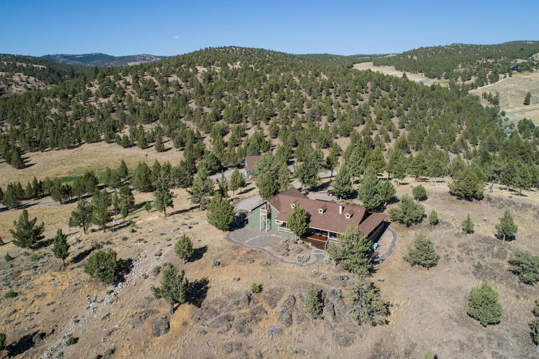 واحد منزل الأسرة للـ Sale في 8883 Northeast Meadow Ridge Road Prineville, Oregon, 97754 United States