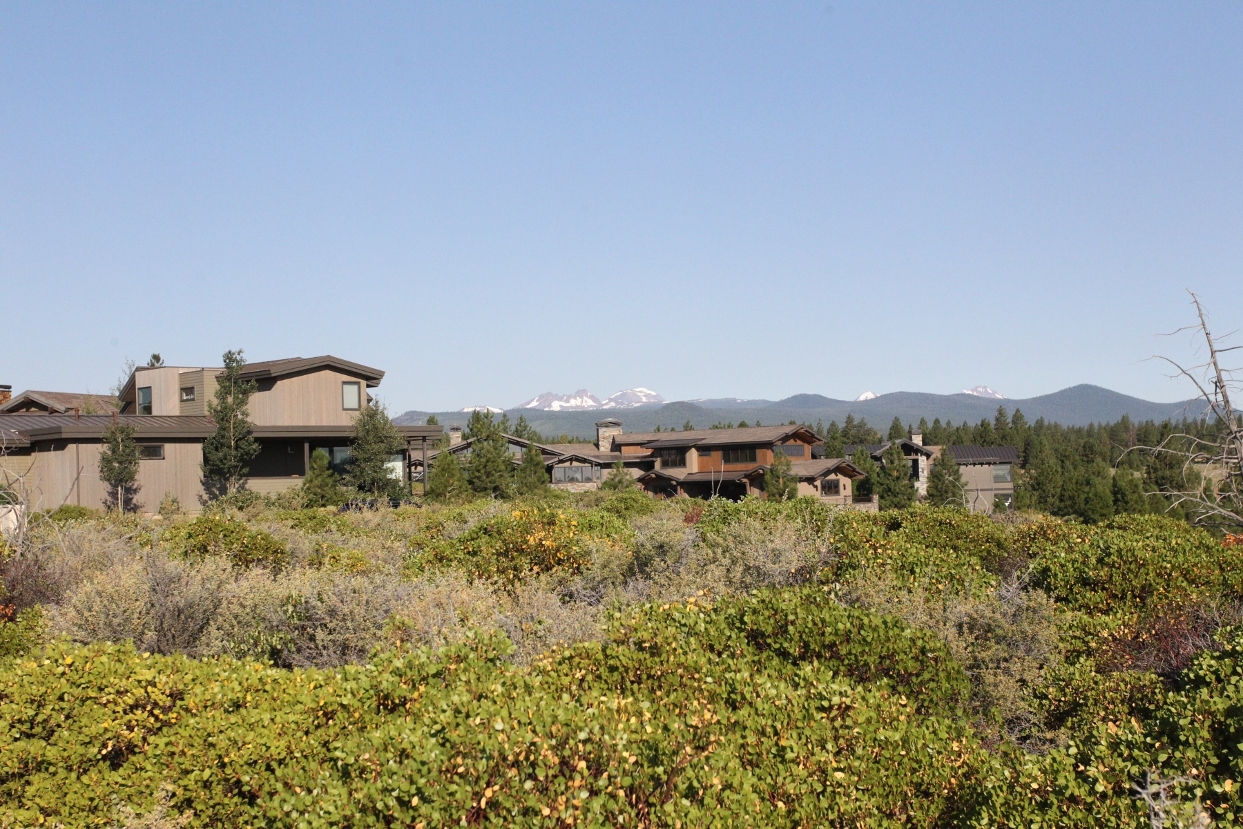 Land for Sale at Prime Tetherow Lot-Mtn & Golf Views 0-Lot 198 Currier Drive Bend, Oregon, 97702 United States