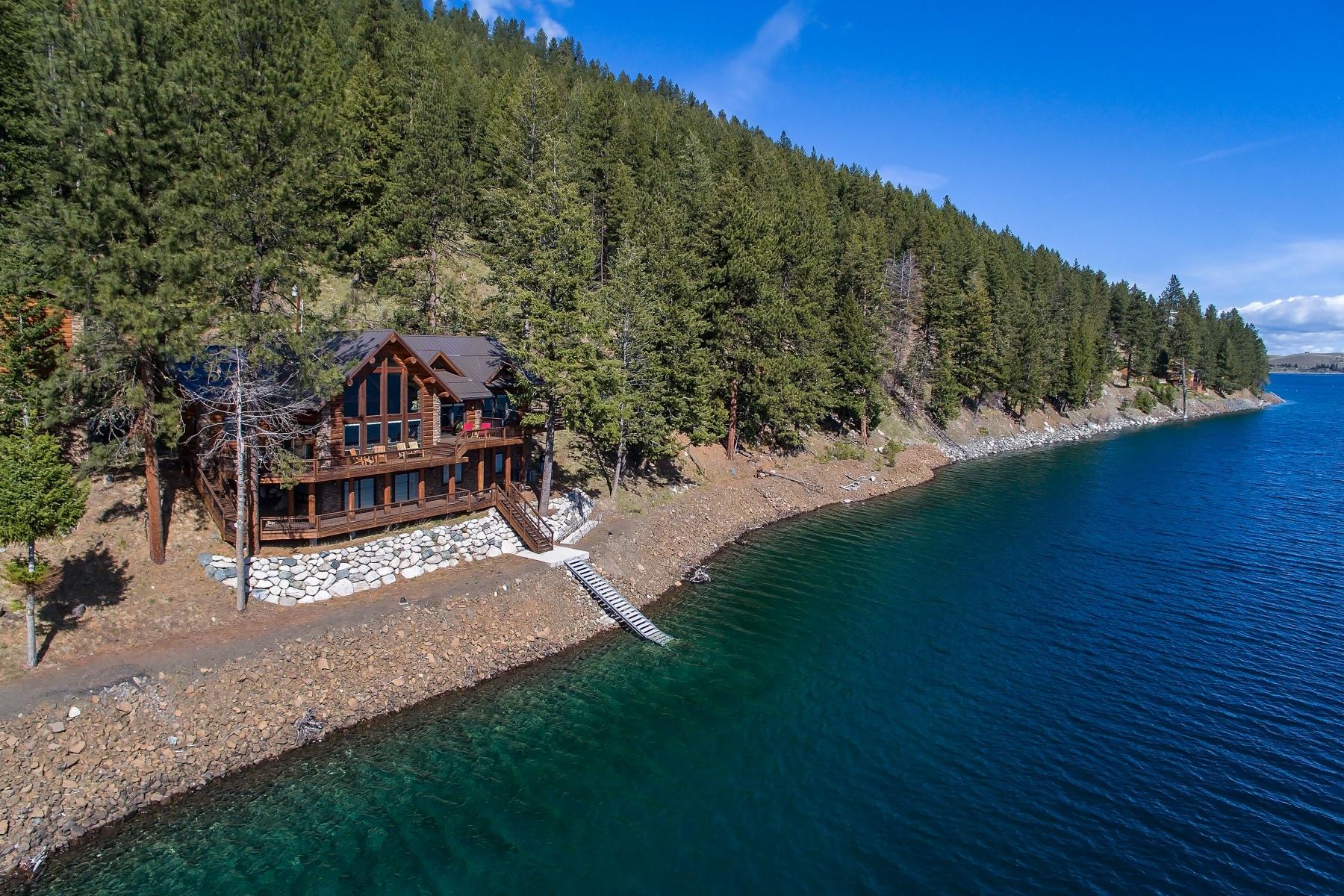 Single Family Homes for Active at 61173 Lake Shore 61173 SE Lake Shore Dr Joseph, Oregon 97846 United States