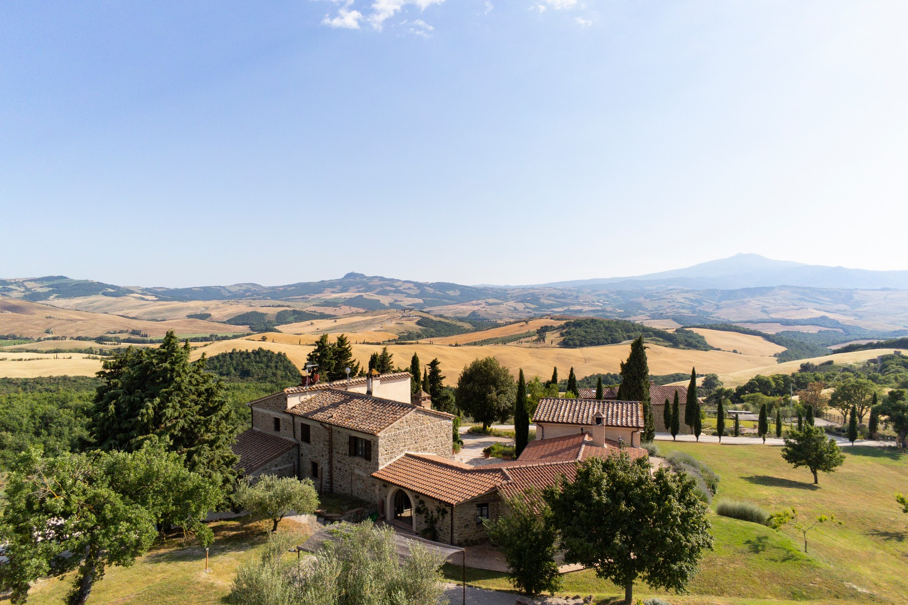 Other Residential Homes for Sale at Equestrian facility/boutique hotel Val d'Orcia Sarteano, Siena Italy