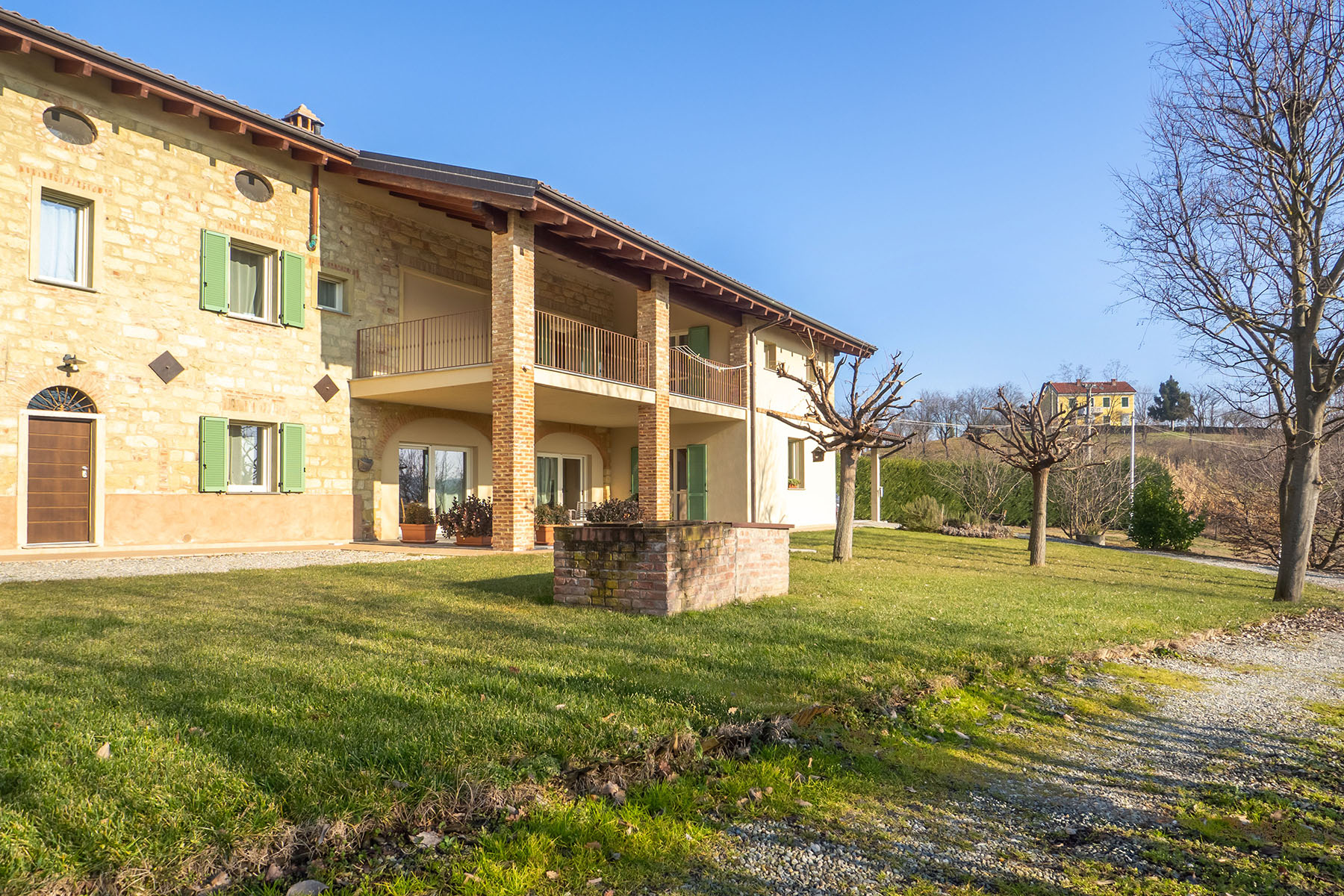 Other Residential Homes for Sale at Charming farmhouse in the hills of Monferrato Vignale Monferrato, Alessandria Italy