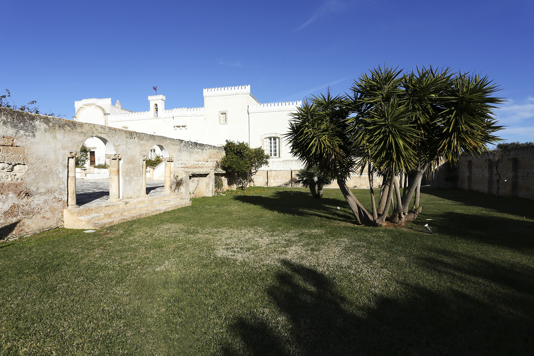 Other Residential Homes for Sale at Wonderful Masseria in the olive groves near the sea Ostuni, Brindisi Italy