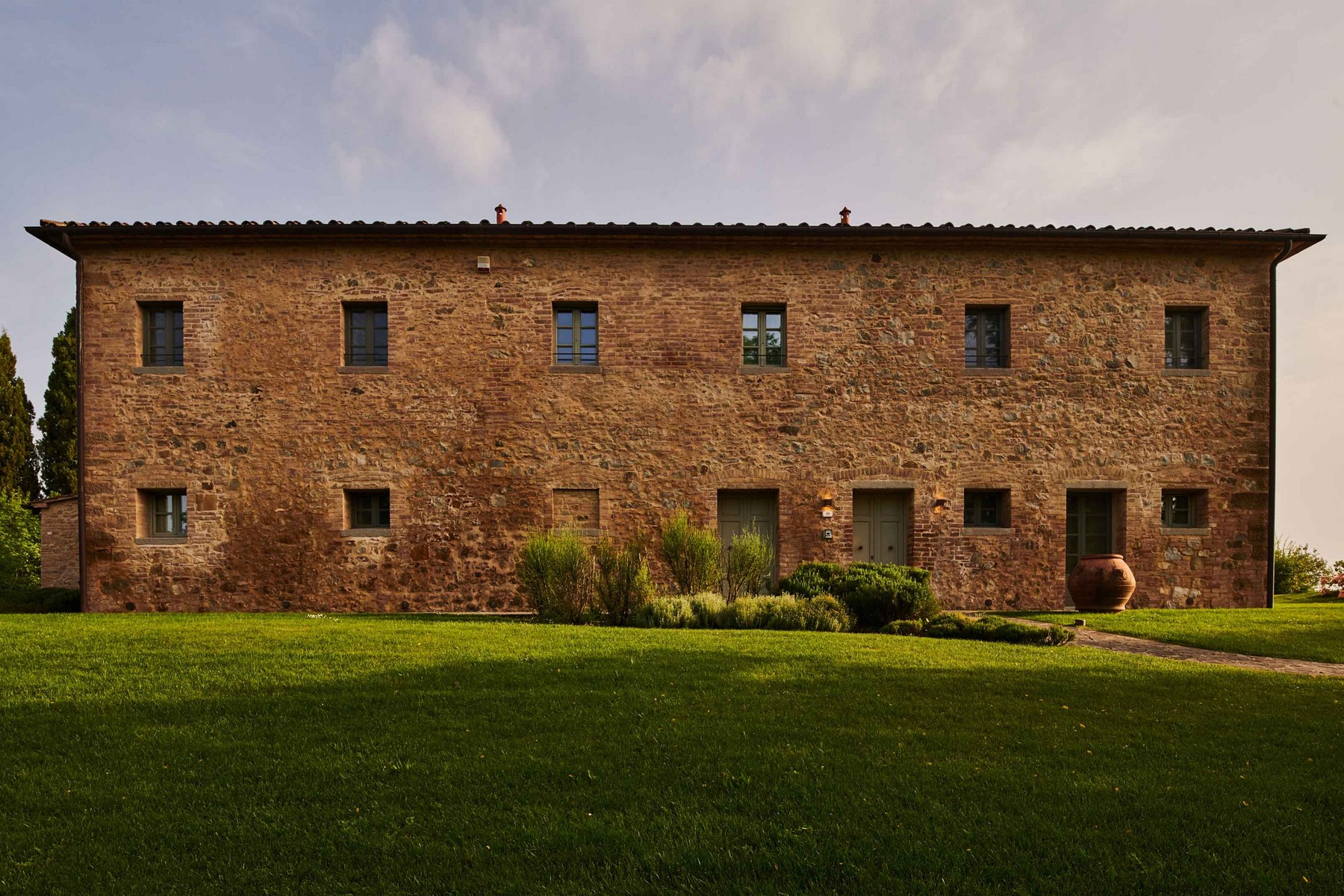 Other Residential Homes for Sale at Beautifully restored farmhouses within luxury golf resort and estate - Montaione Montaione, Florence Italy