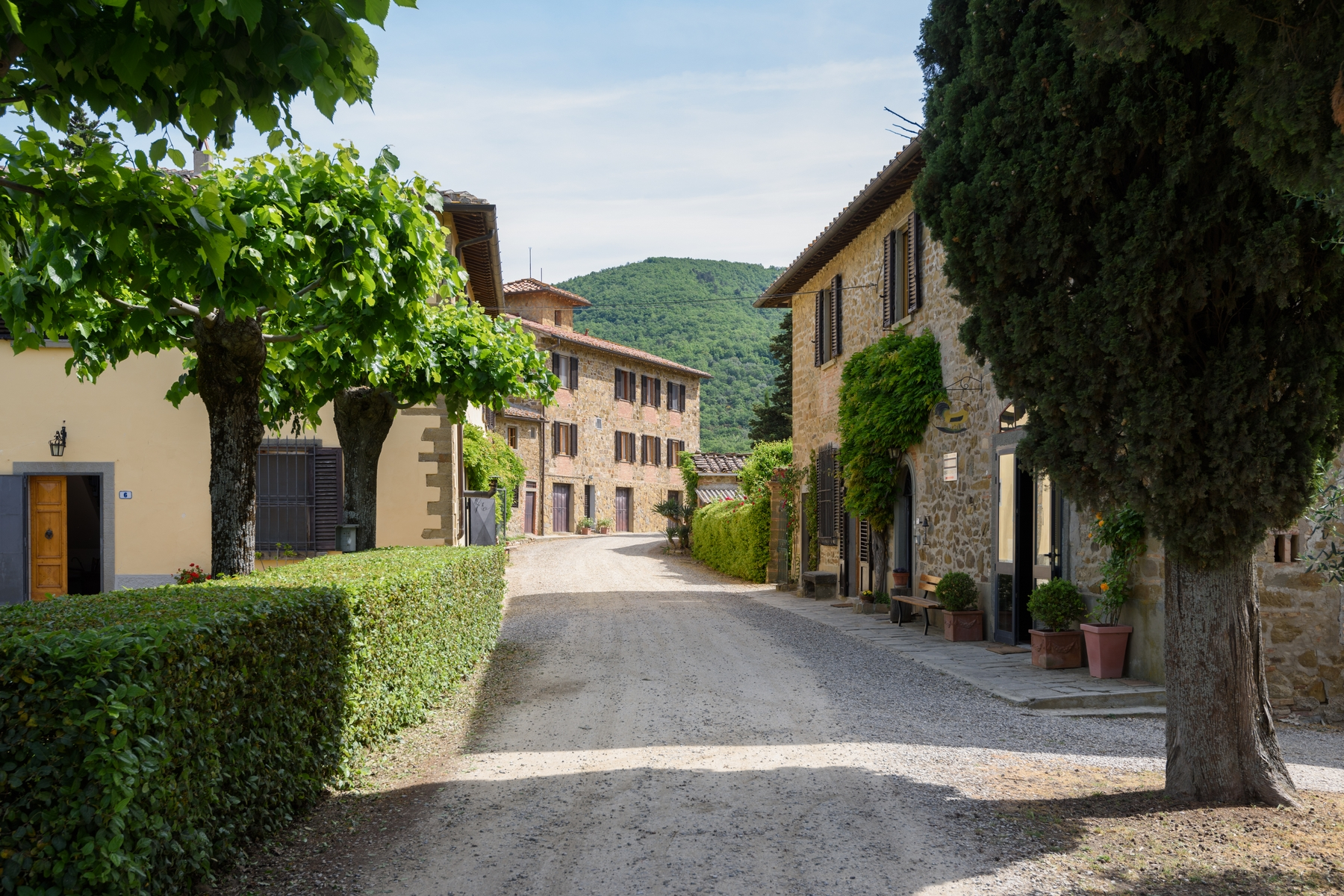 Single Family Home for Sale at Charming winery in the heart of Chianti Greve In Chianti, Florence Italy