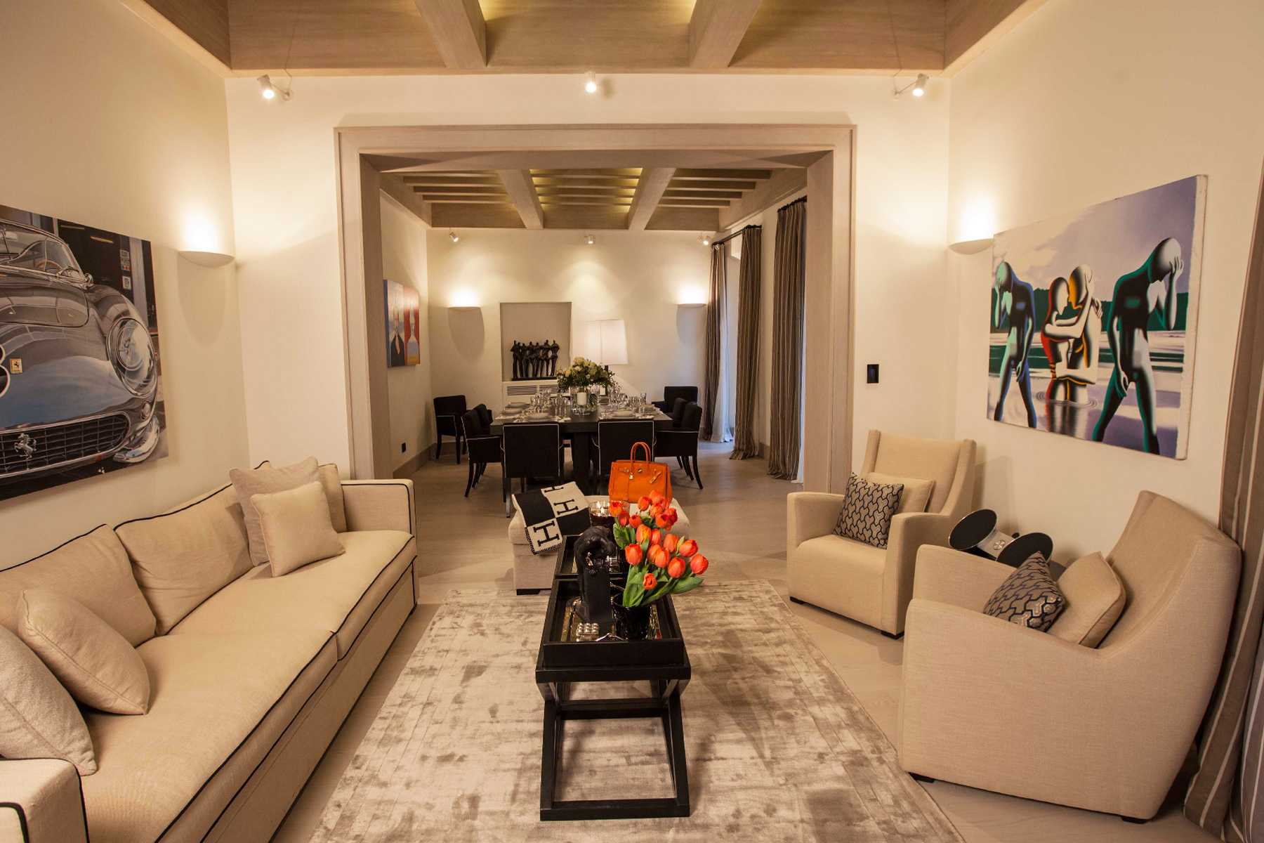 Apartment for Sale at Luxurious condo apartment in a 16th century building in Rome Rome, Rome Italy