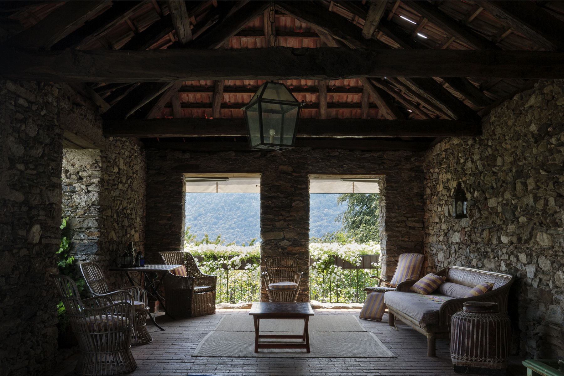 Other Residential Homes for Sale at Elegant country house on Lake Orta Pettenasco, Novara Italy