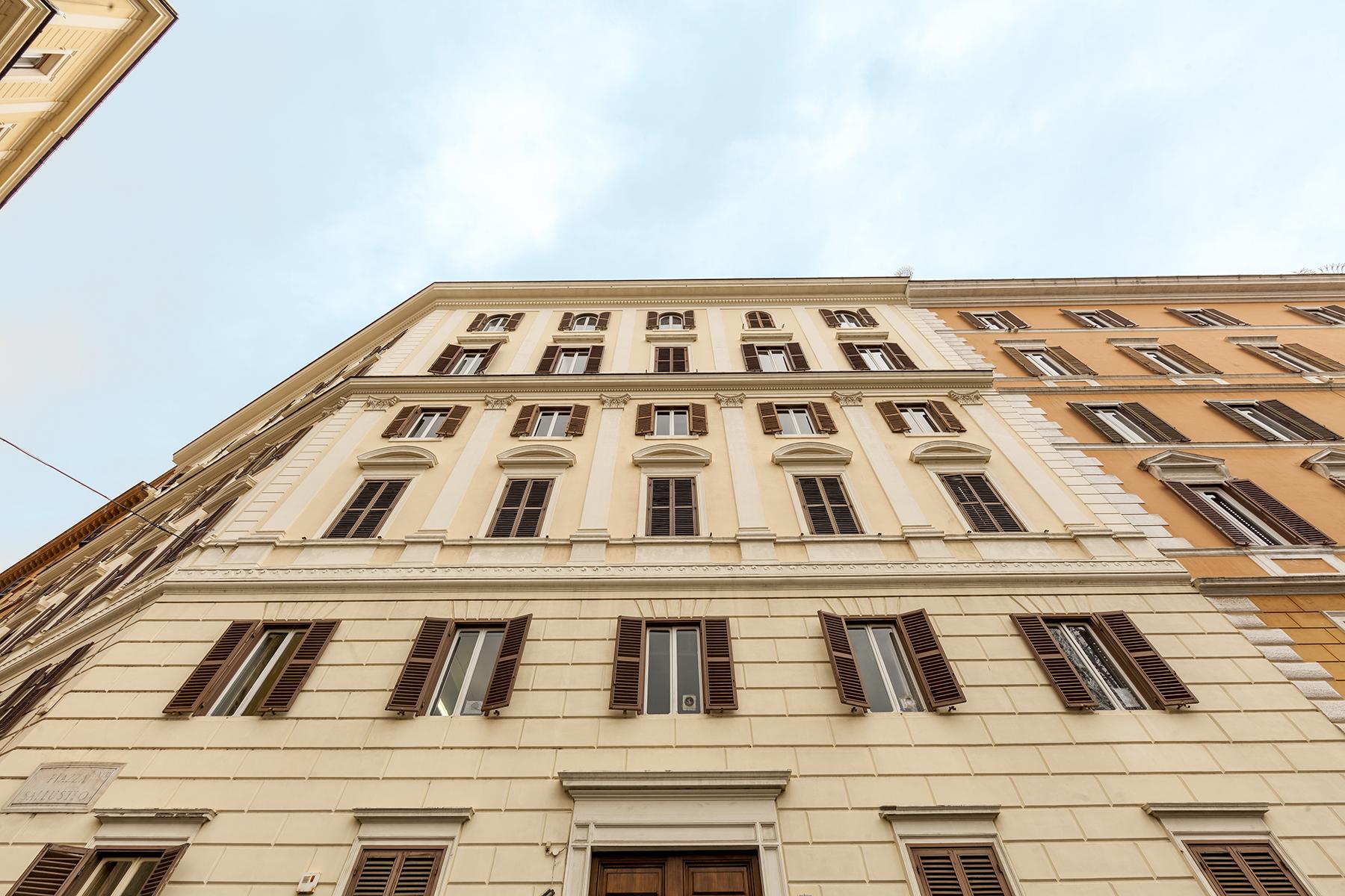 公寓 为 销售 在 Suggestive apartment in Piazza Sallustio 罗马, 罗马, 意大利
