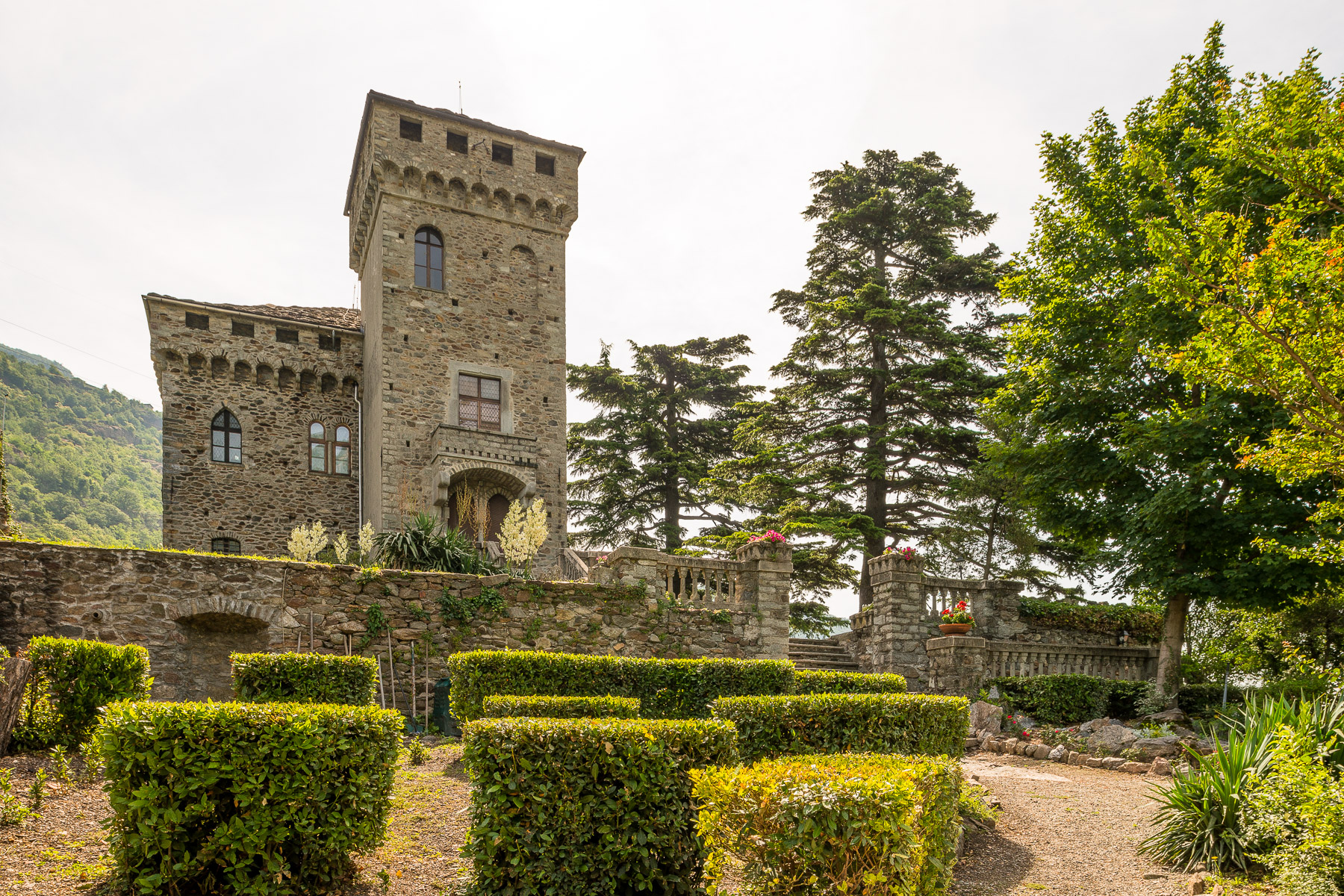 Other Residential Homes for Sale at Montestrutto Castle Settimo Vittone, Turin Italy