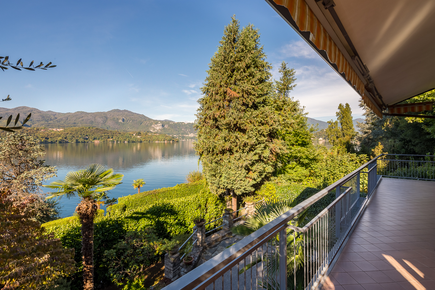 Other Residential for Sale at Villa on Lake Orta Orta San Giulio, Novara Italy