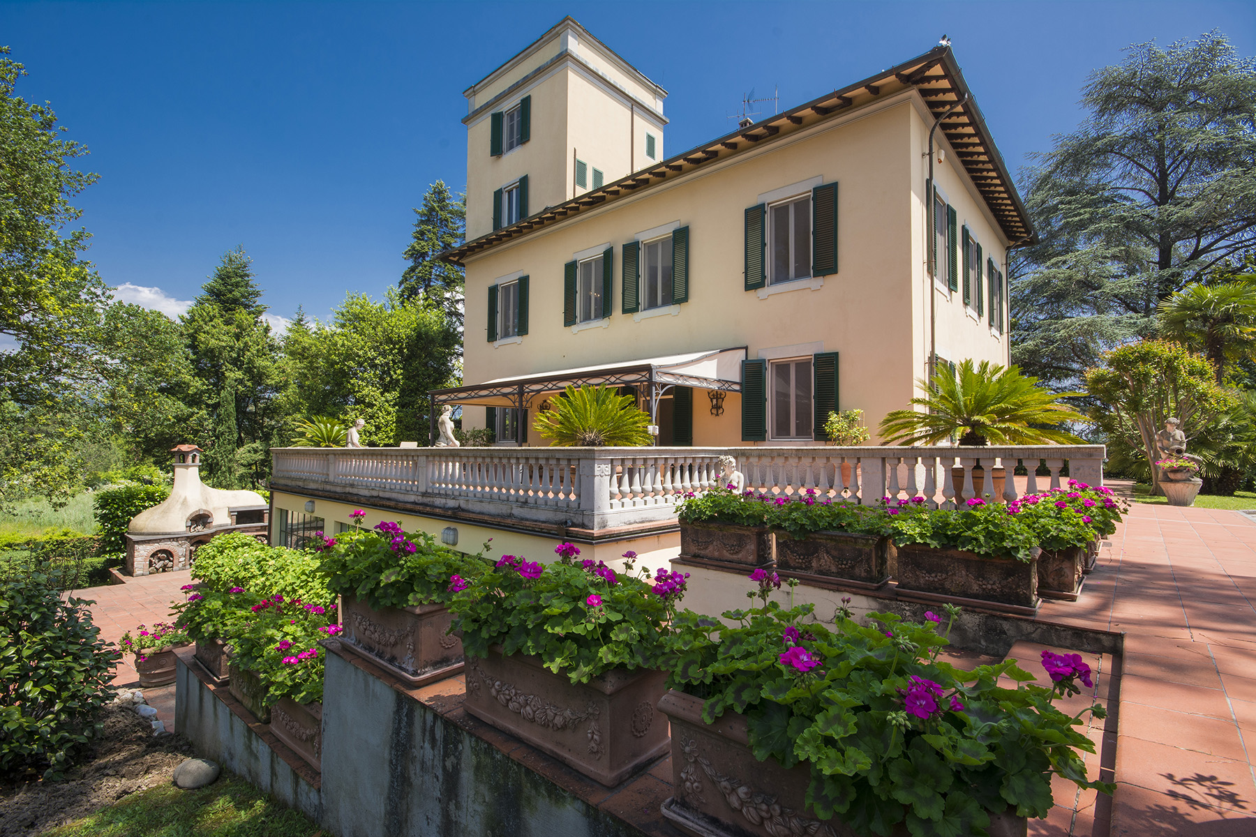 Other Residential Homes for Sale at Historical villa in close proximity to the city center Lucca, Lucca Italy