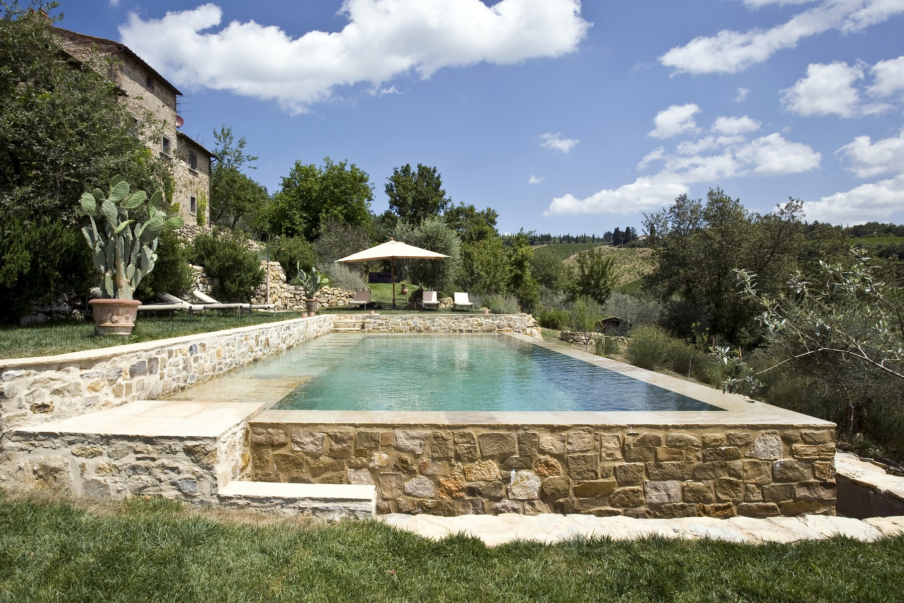 Other Residential Homes for Sale at A charming chianti farmhouse with breathtaking views and pool Radda In Chianti, Siena Italy
