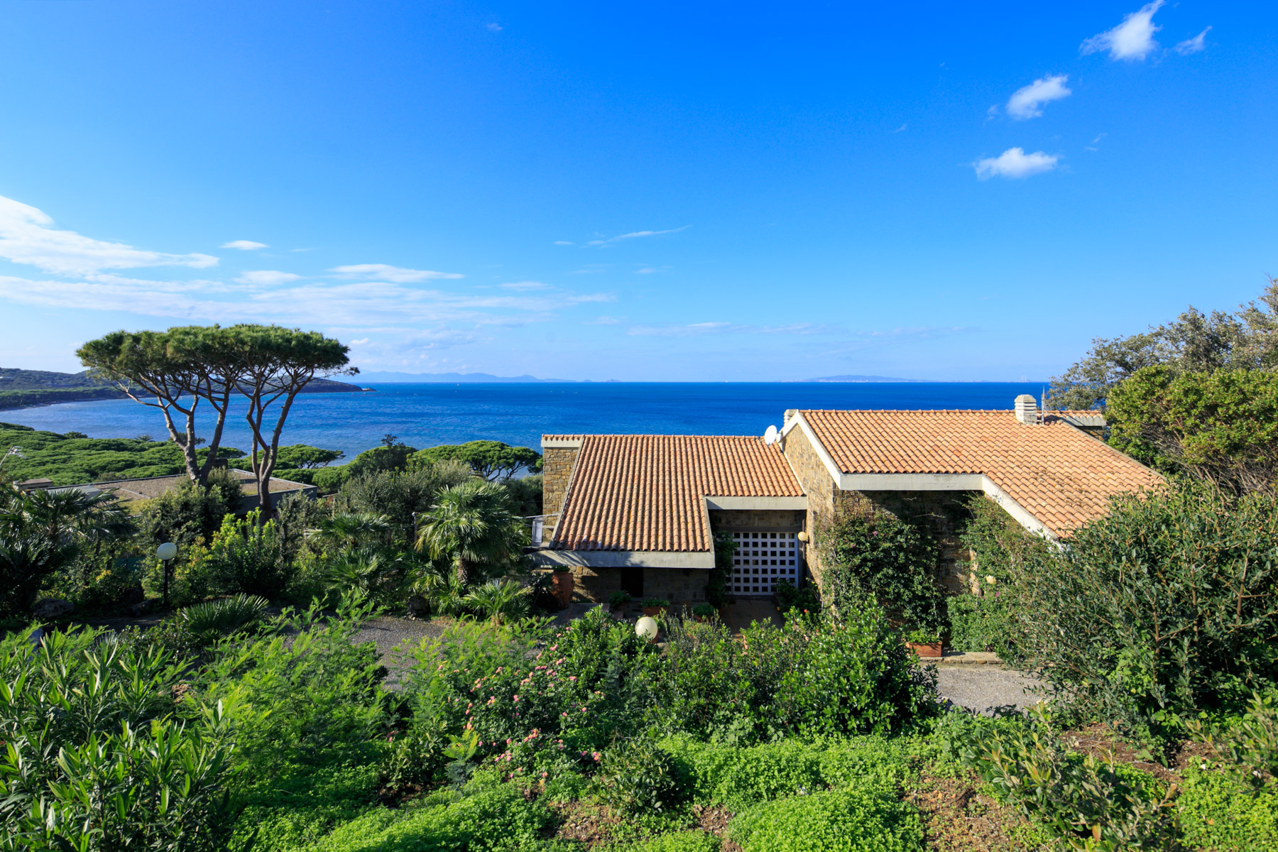 Other Residential Homes for Sale at Marvellous property with direct access to the sea Castiglione Della Pescaia, Grosseto Italy