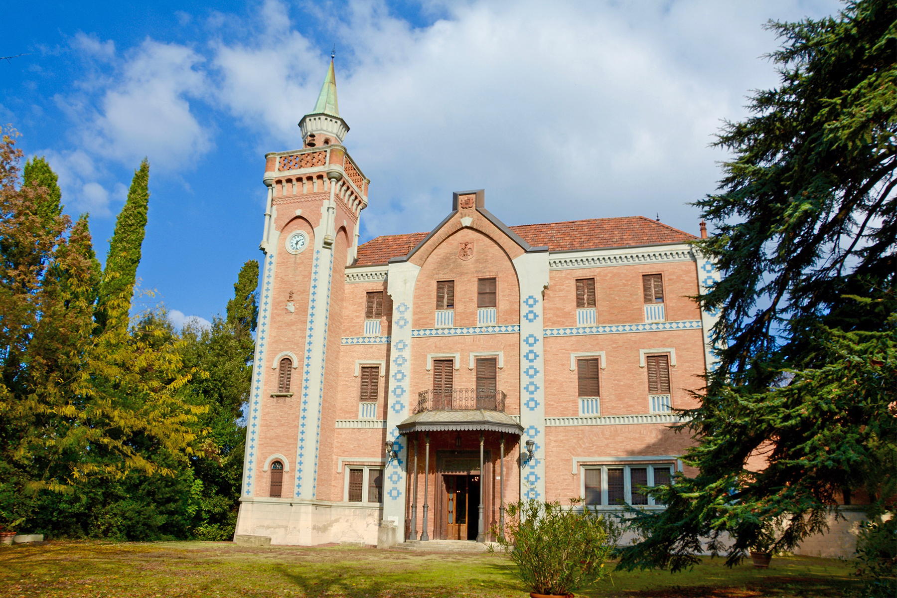 Other Residential Homes for Sale at Fairy-tale castle on Romagna hills Bertinoro, Forli Cesena Italy