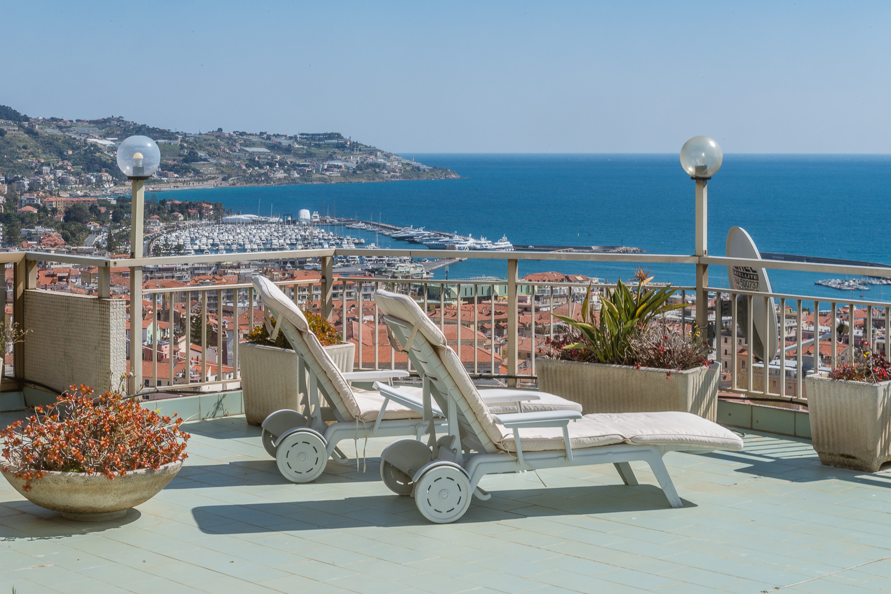 Apartments for Sale at Panoramic apartment with terrace of around 80 sqm Sanremo, Imperia Italy