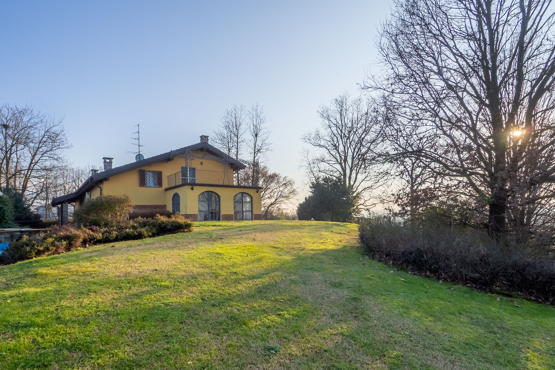 Other Residential Homes for Sale at Magnificent Villa surrounded by the green hills of Monferrato Conzano, Alessandria Italy