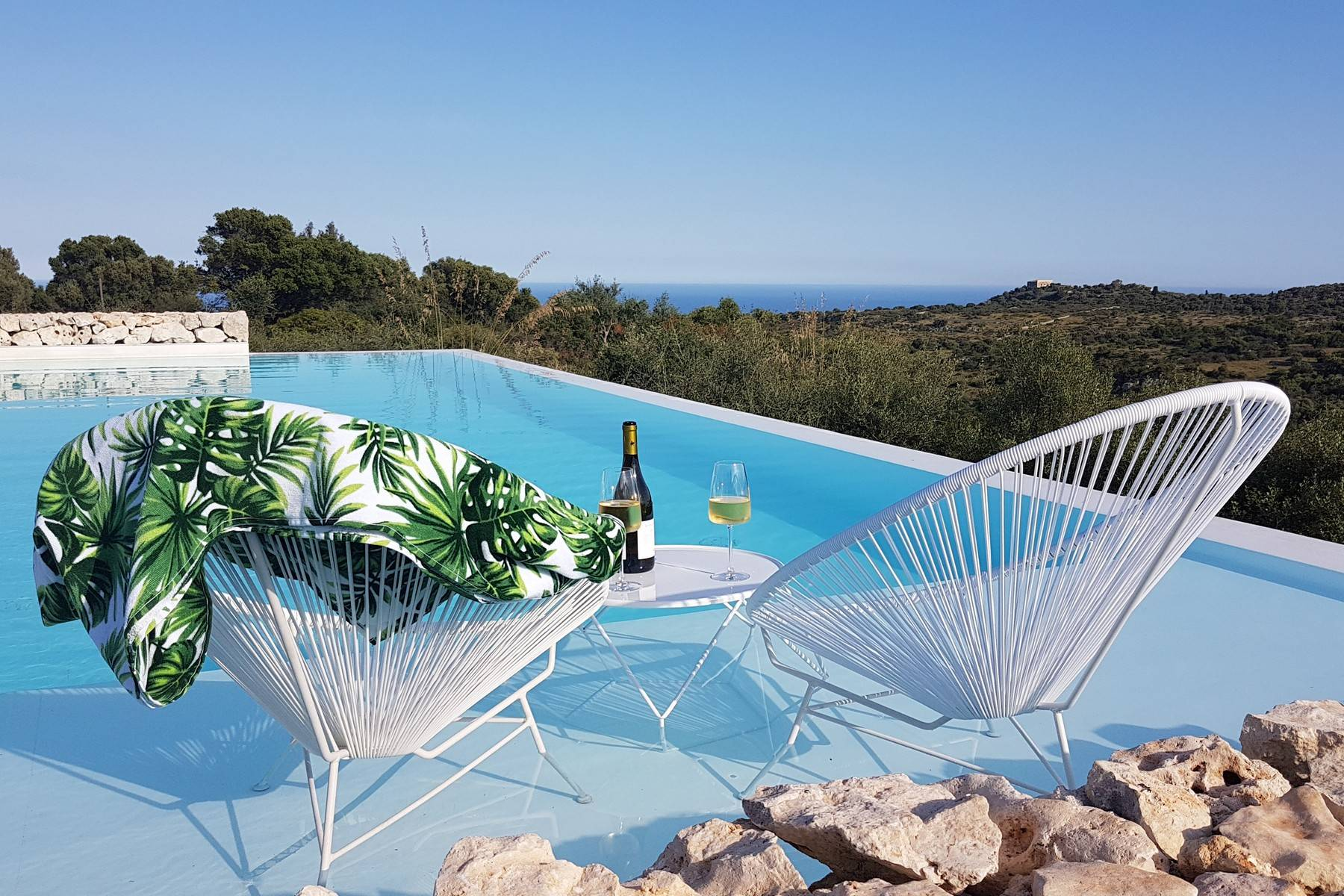 Other Residential Homes for Sale at Two charming Villas among the olive and citrus trees Noto, Syracuse Italy