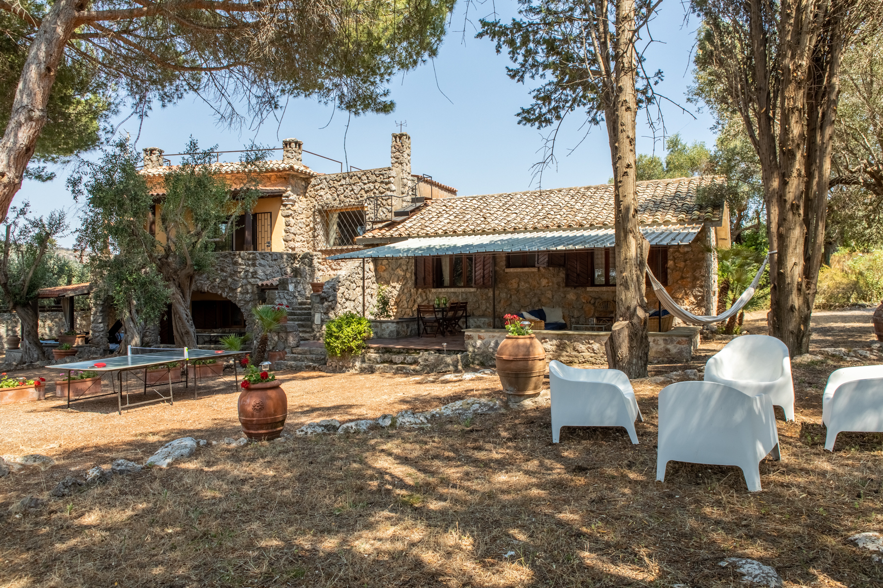Other Residential Homes for Sale at Charming stone villa with garden Orbetello, Grosseto Italy