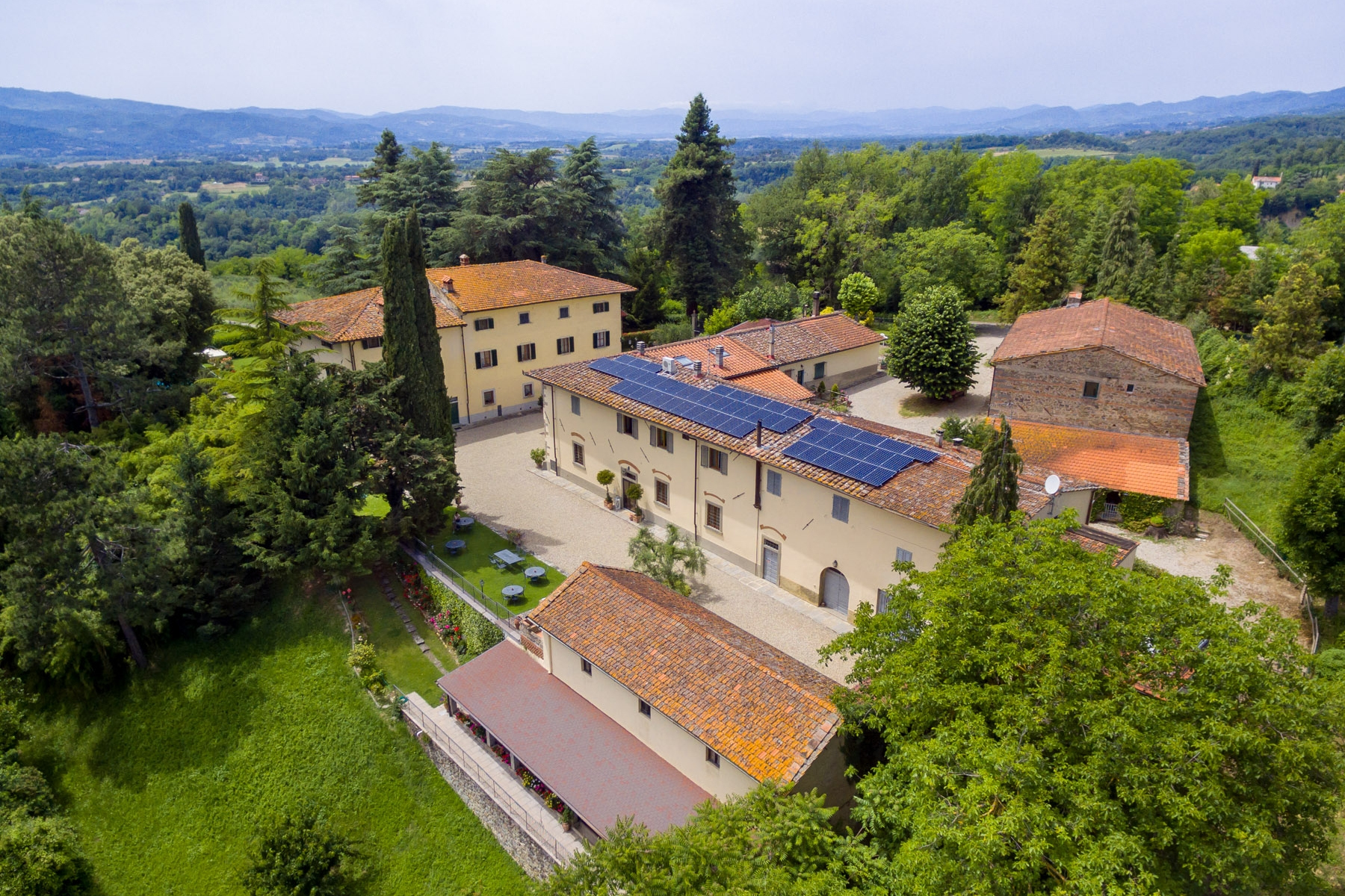 Other Residential Homes for Sale at Prestigious Agri-resort and SPA Vicchio, Florence Italy