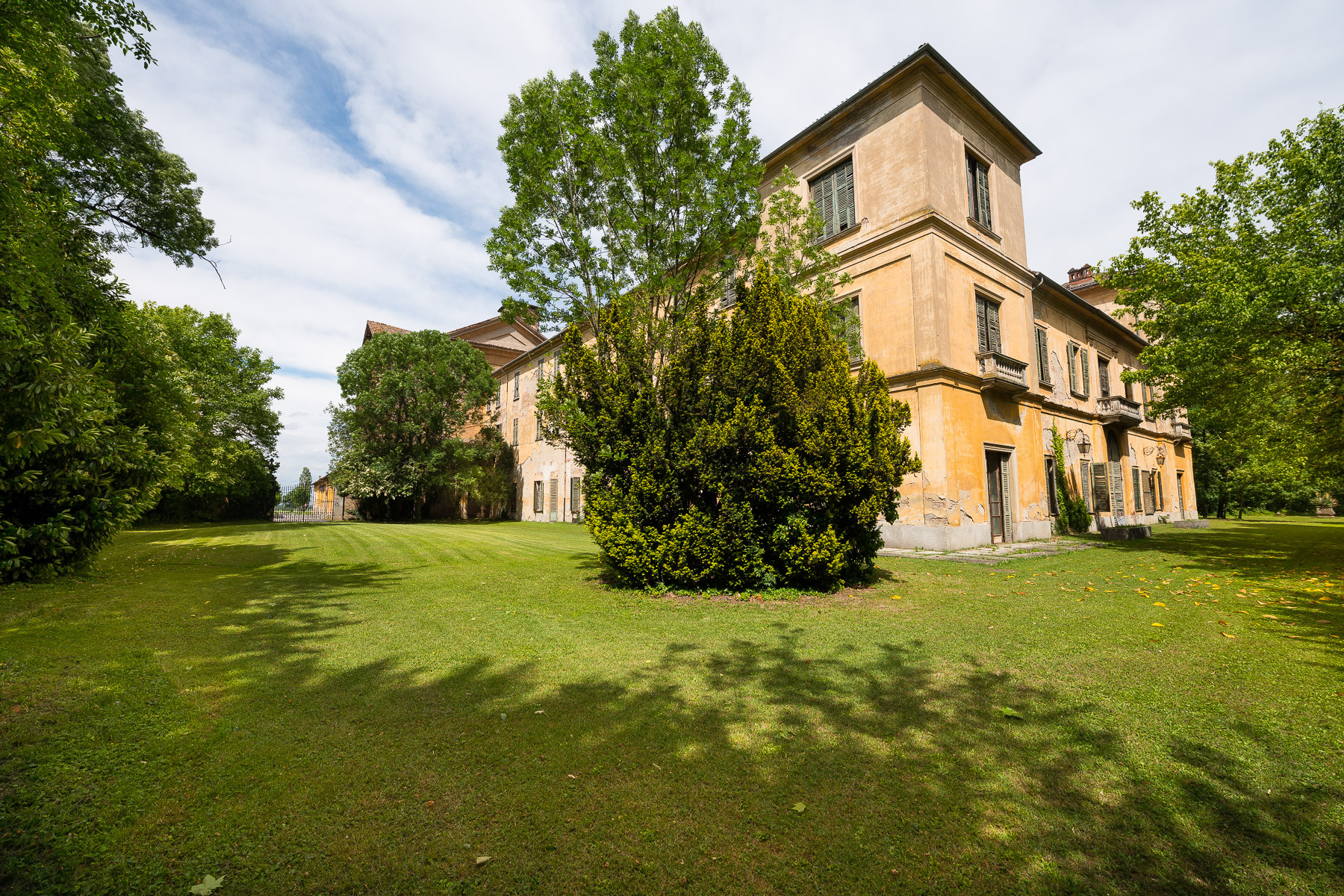 Other Residential Homes for Sale at Stately 16th century manor Casalnoceto, Alessandria Italy