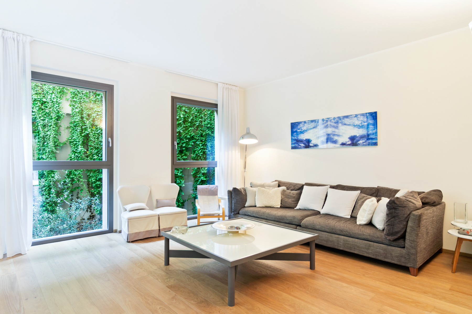Apartments for Sale at Wonderful Apartment in a new building with garden, near the sea Santa Margherita Ligure, Genoa Italy