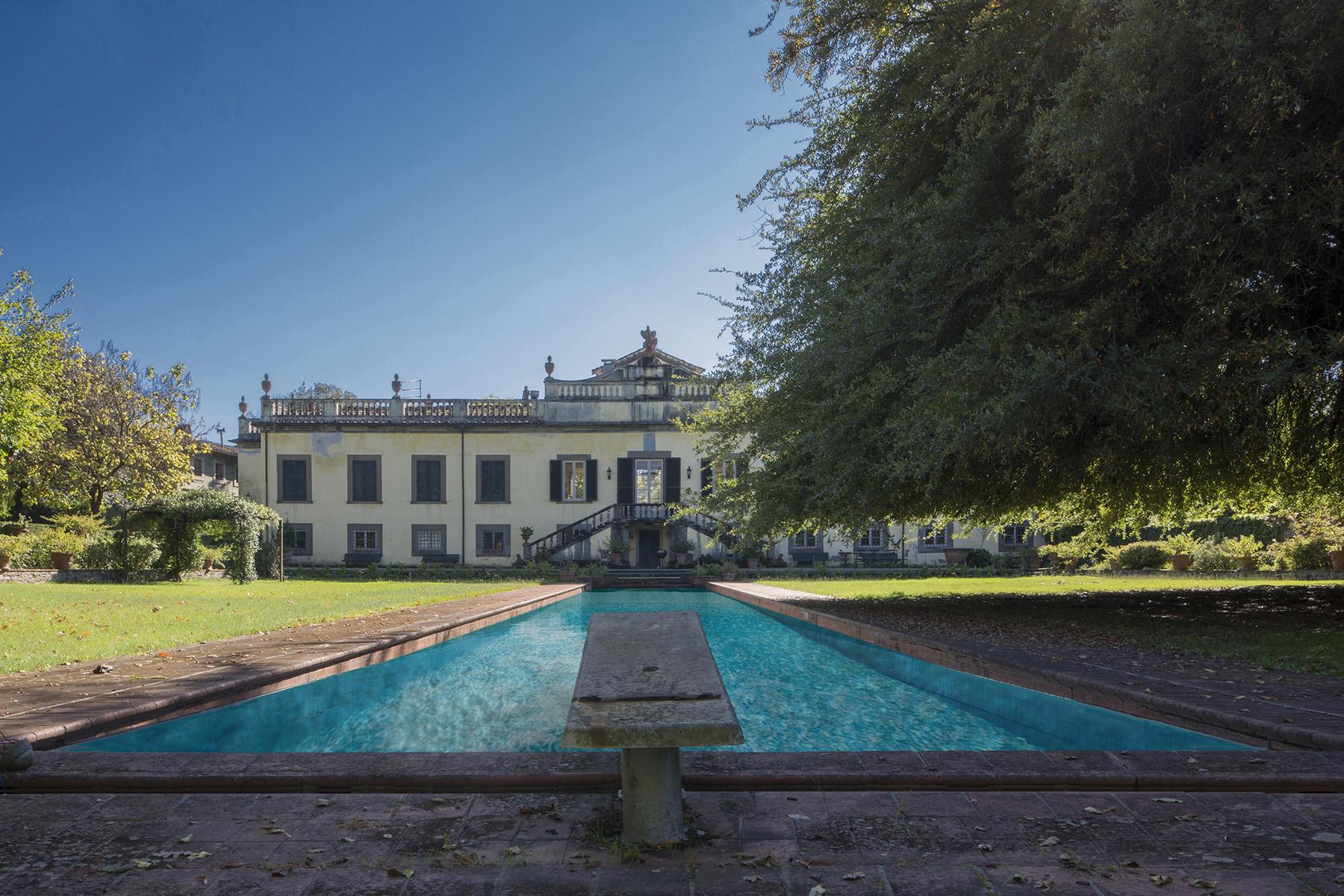 Other Residential Homes için Satış at Magnificent Historical Villa Lucca, Lucca Italya