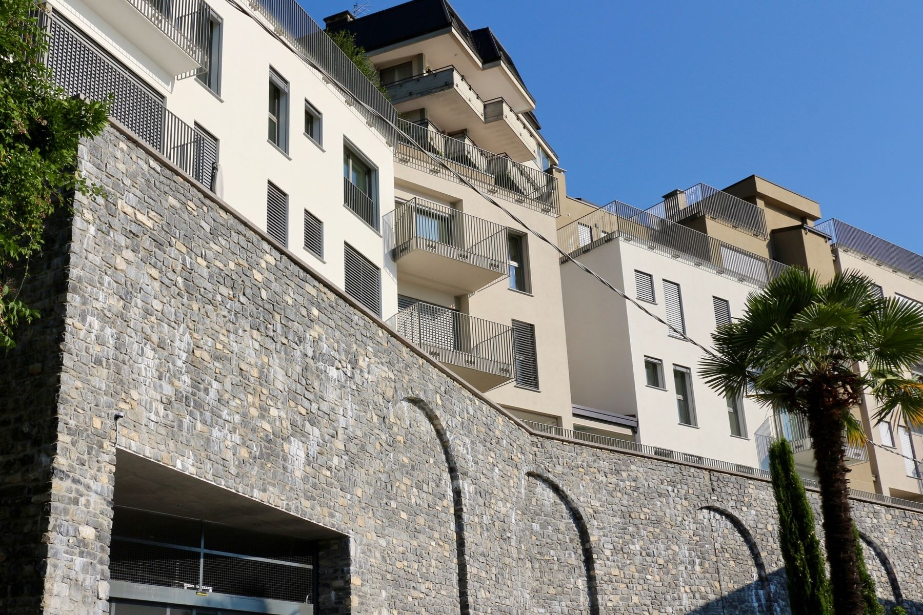 Apartments for Sale at Elegant apartment in newly built resort Argegno, Como Italy