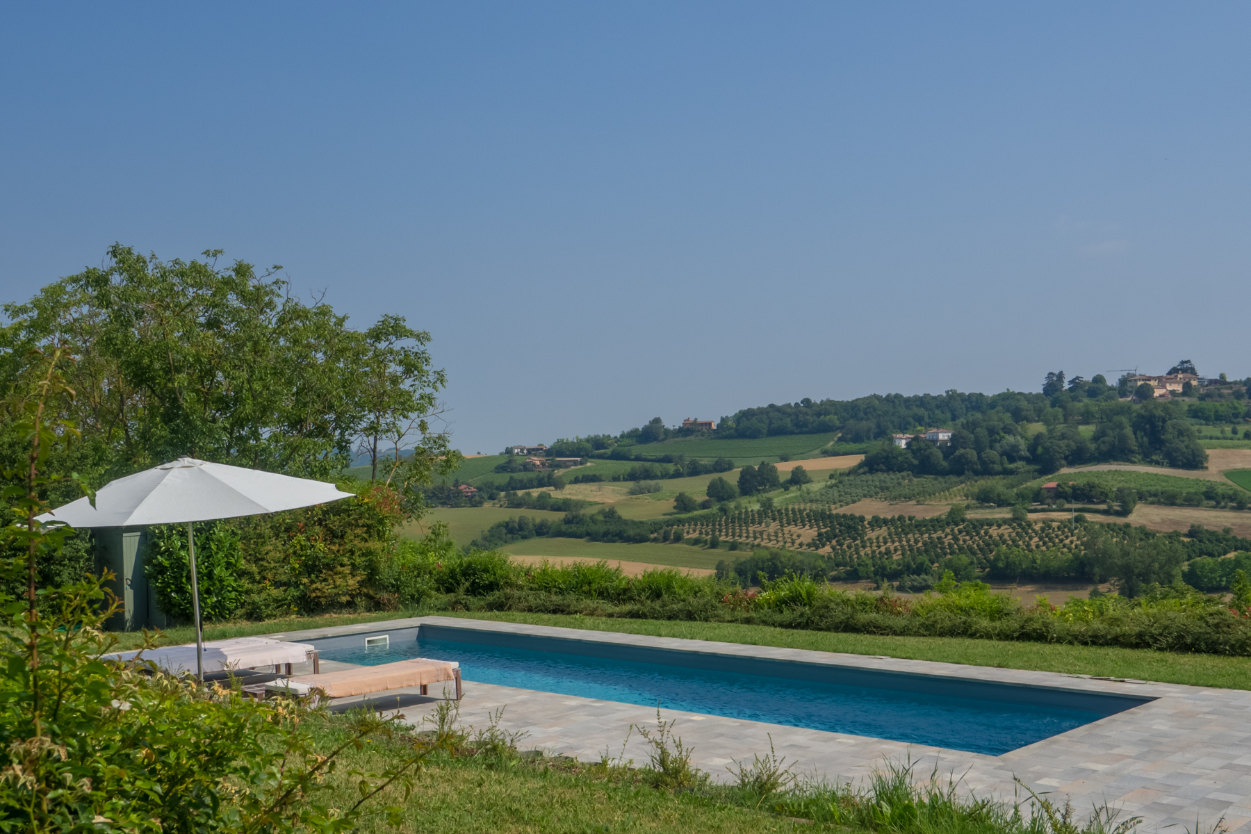 Single Family Homes for Sale at Charming country house nestled in the hills of Monferrato region Moncalvo, Asti Italy