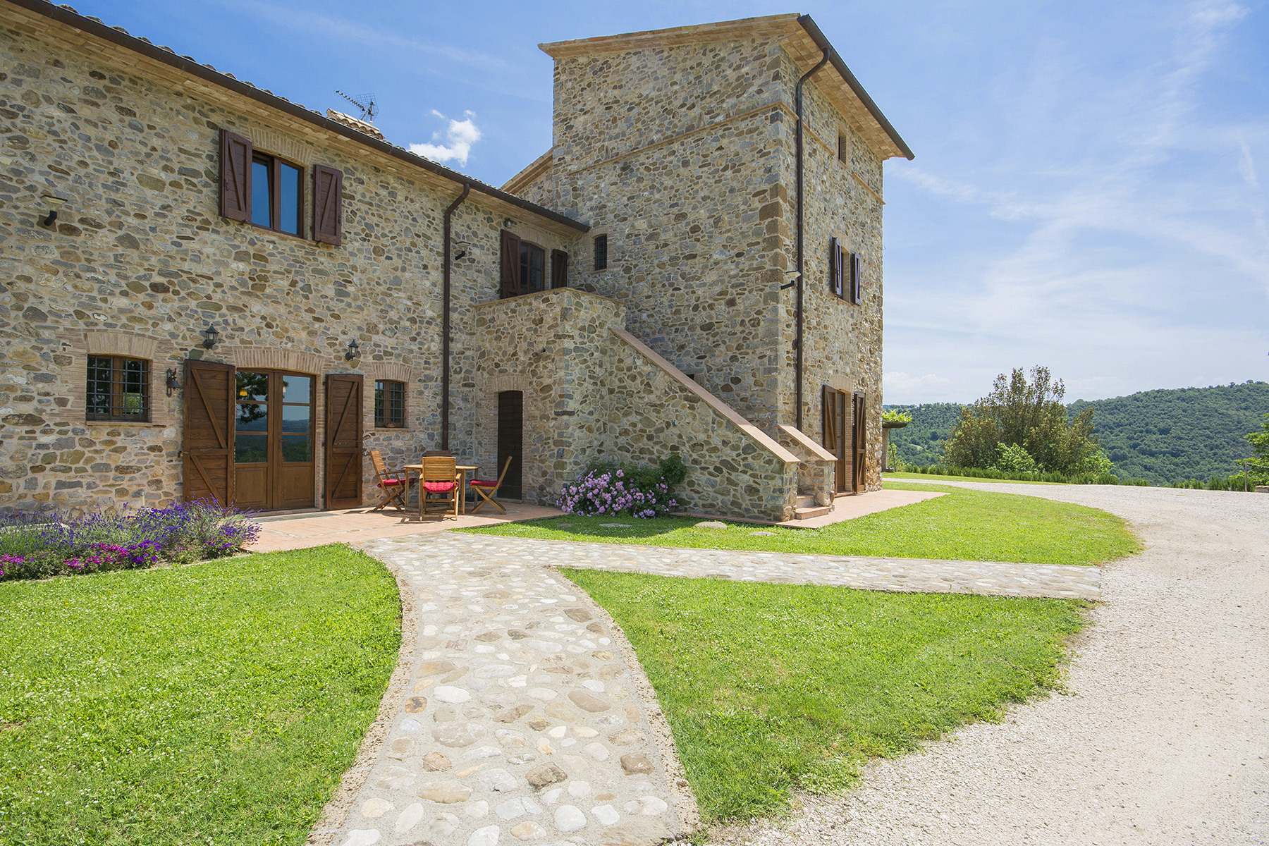 Other Residential Homes for Sale at Exceptional property between Tuscany and Umbria Orvieto, Terni Italy