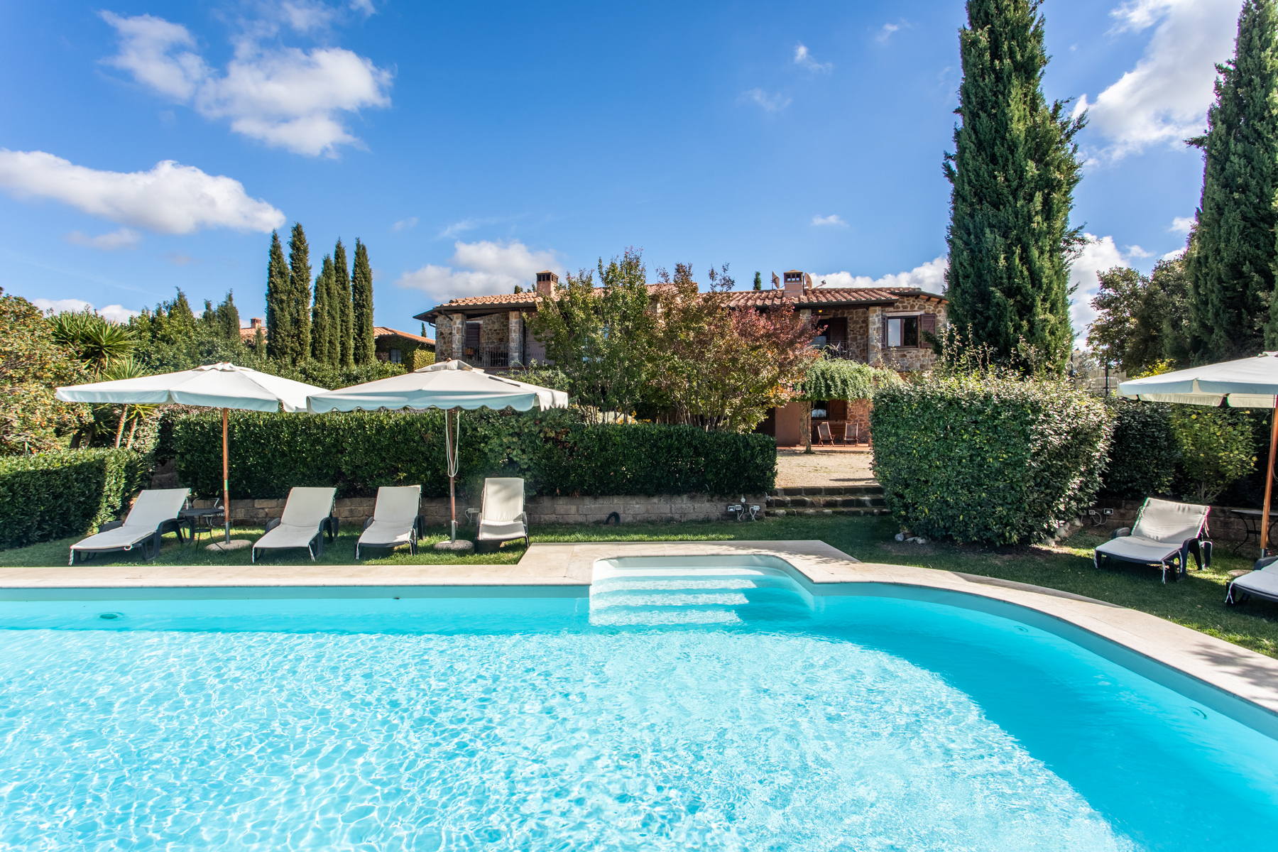 Other Residential Homes for Sale at Charming farmhouse with swimming pool in the Maremma countryside Manciano, Grosseto Italy