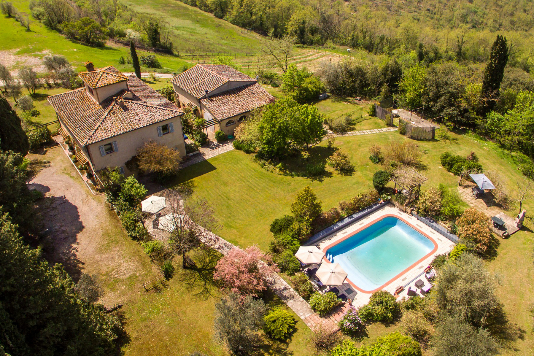Other Residential Homes for Sale at Remarkable Country house B&B with pool near San Gimignano San Gimignano, Siena Italy
