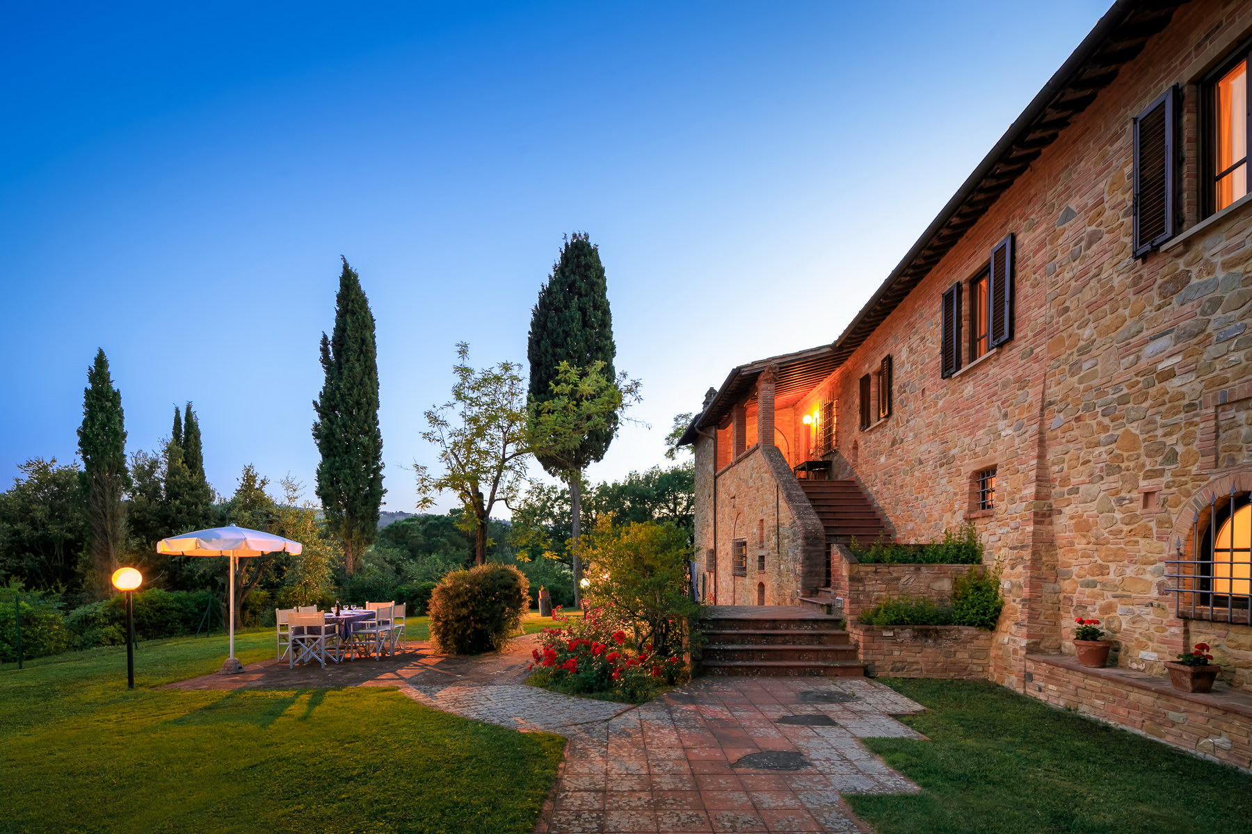 Other Residential Homes for Sale at Wonderful countryhouse in the tuscan countryside Montaione, Florence Italy