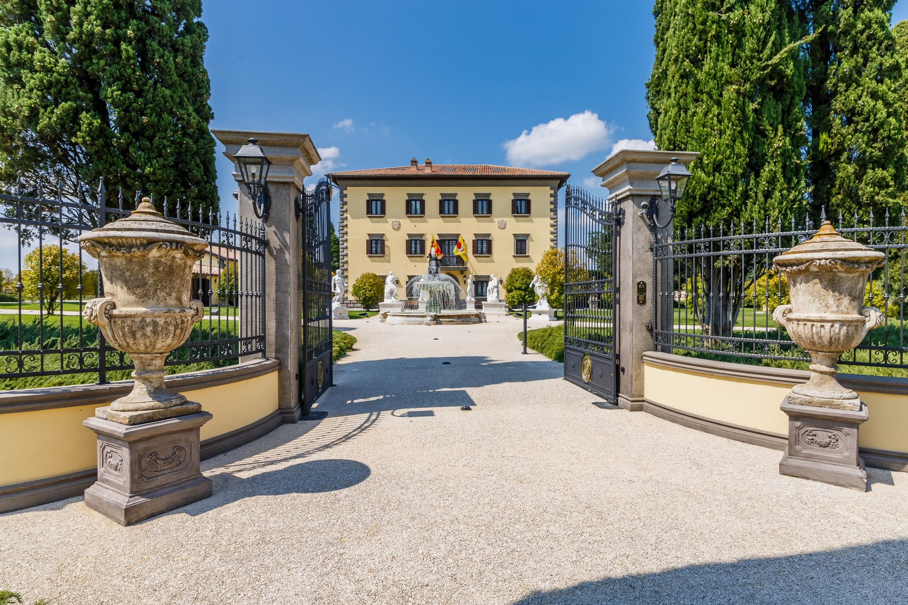 Other Residential Homes 為 出售 在 Luxury in quintessential Tuscany Montepulciano, Siena 義大利