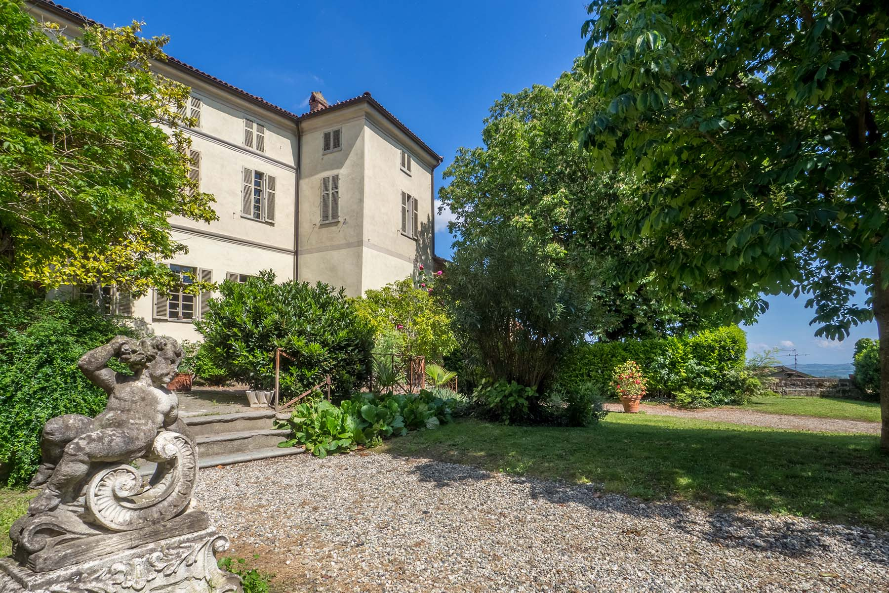 Other Residential Homes for Sale at Enchanting historical villa in the heart of Monferrato region Rosignano Monferrato, Alessandria Italy