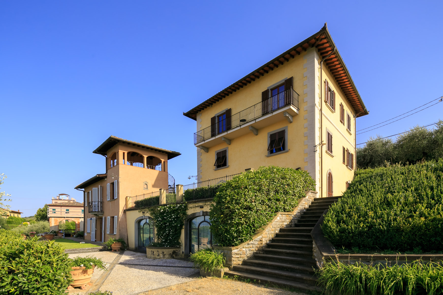 Other Residential Homes for Sale at Magnificent villa close to Florence Lastra a Signa, Florence Italy