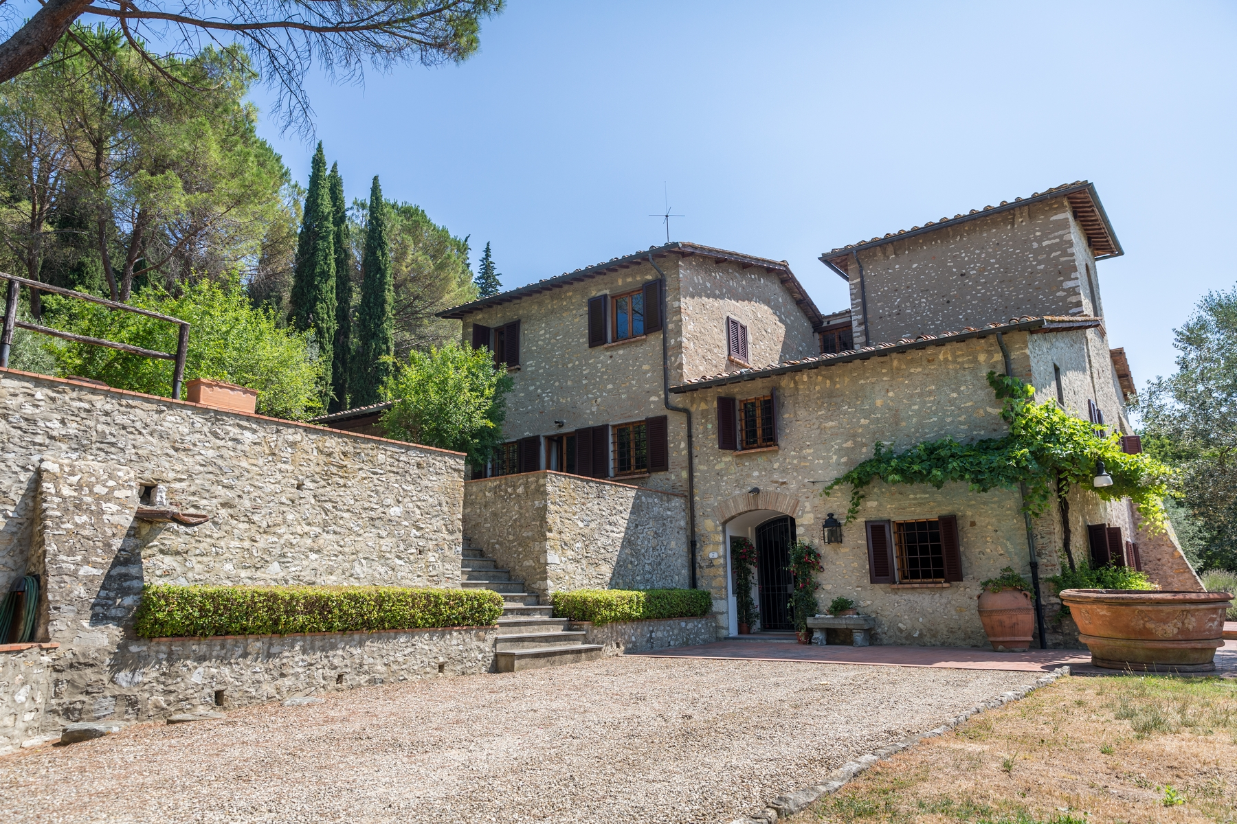 Other Residential Homes for Sale at Wonderful farmhouse in the countryside near Florence Calenzano, Florence Italy