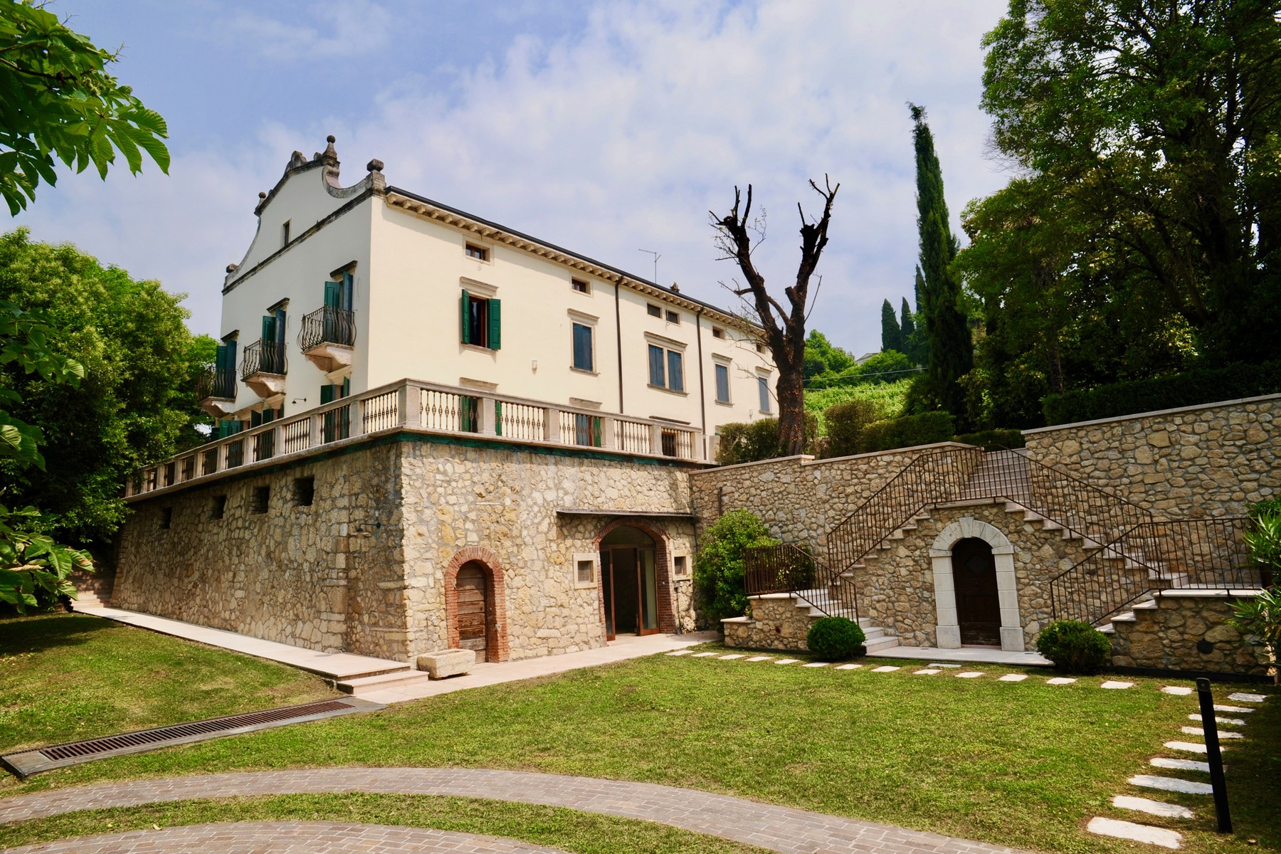 Other Residential Homes for Sale at Historic villa in Valpolicella Verona, Verona Italy